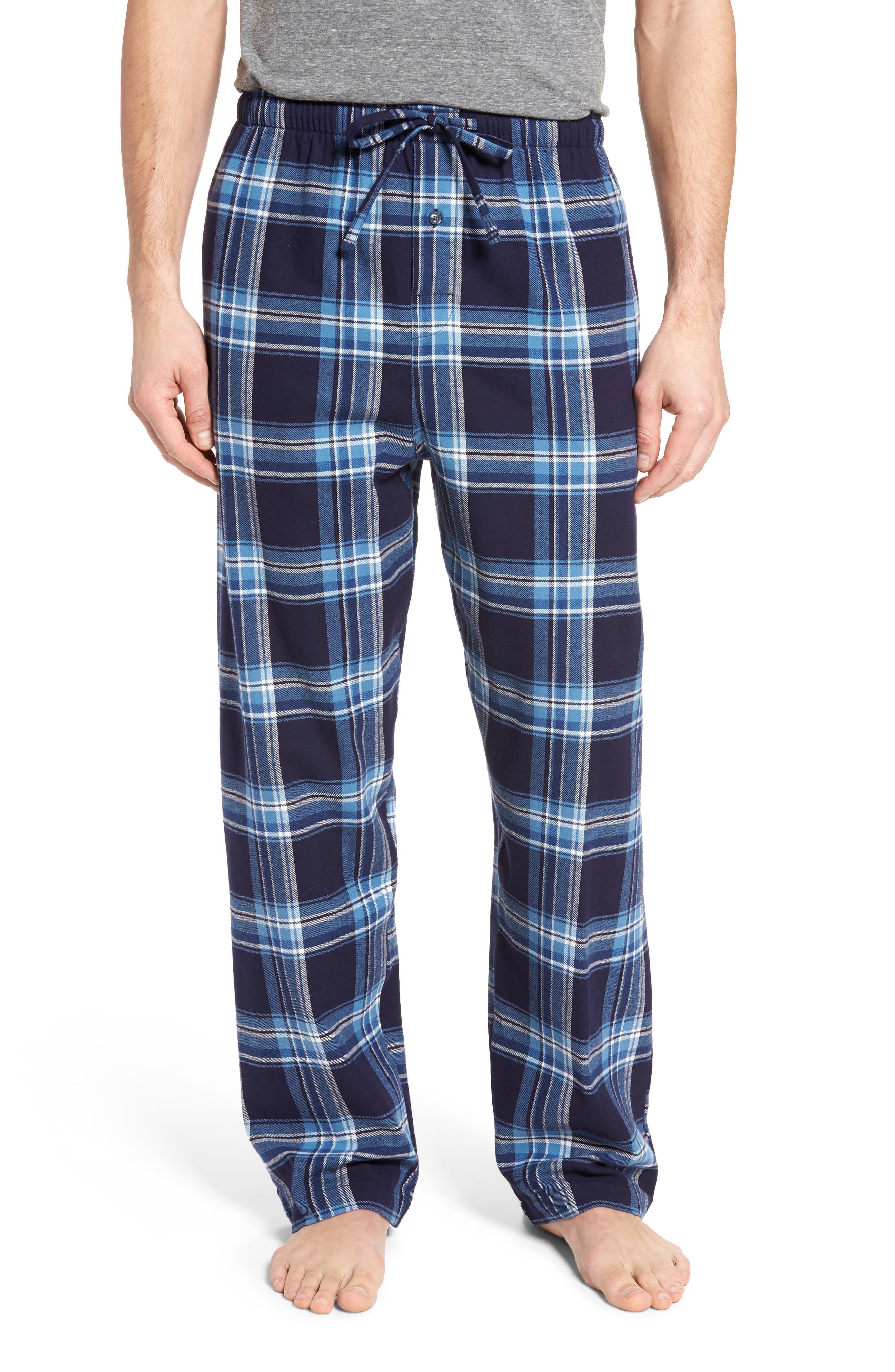 Flannel Pajama Pants,                             Main thumbnail 11, color,