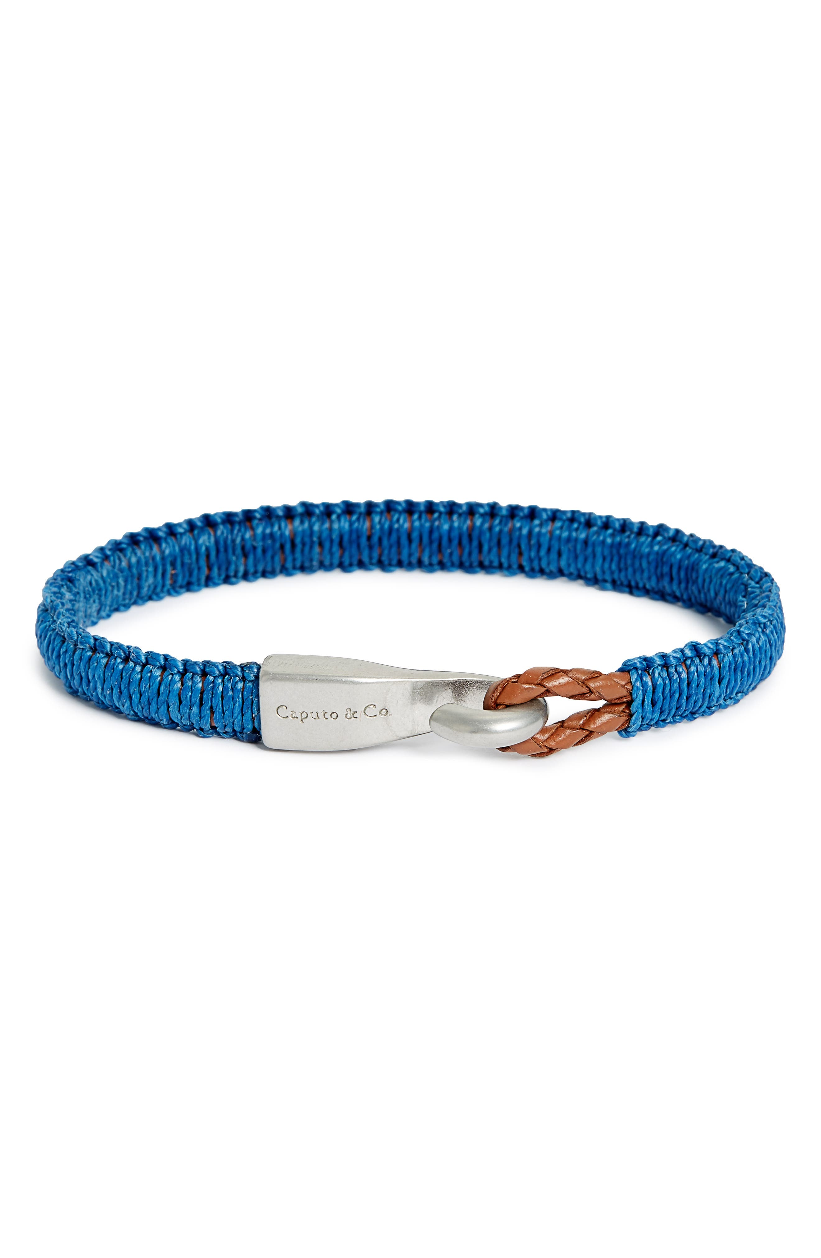 Woven Bracelet,                             Main thumbnail 2, color,