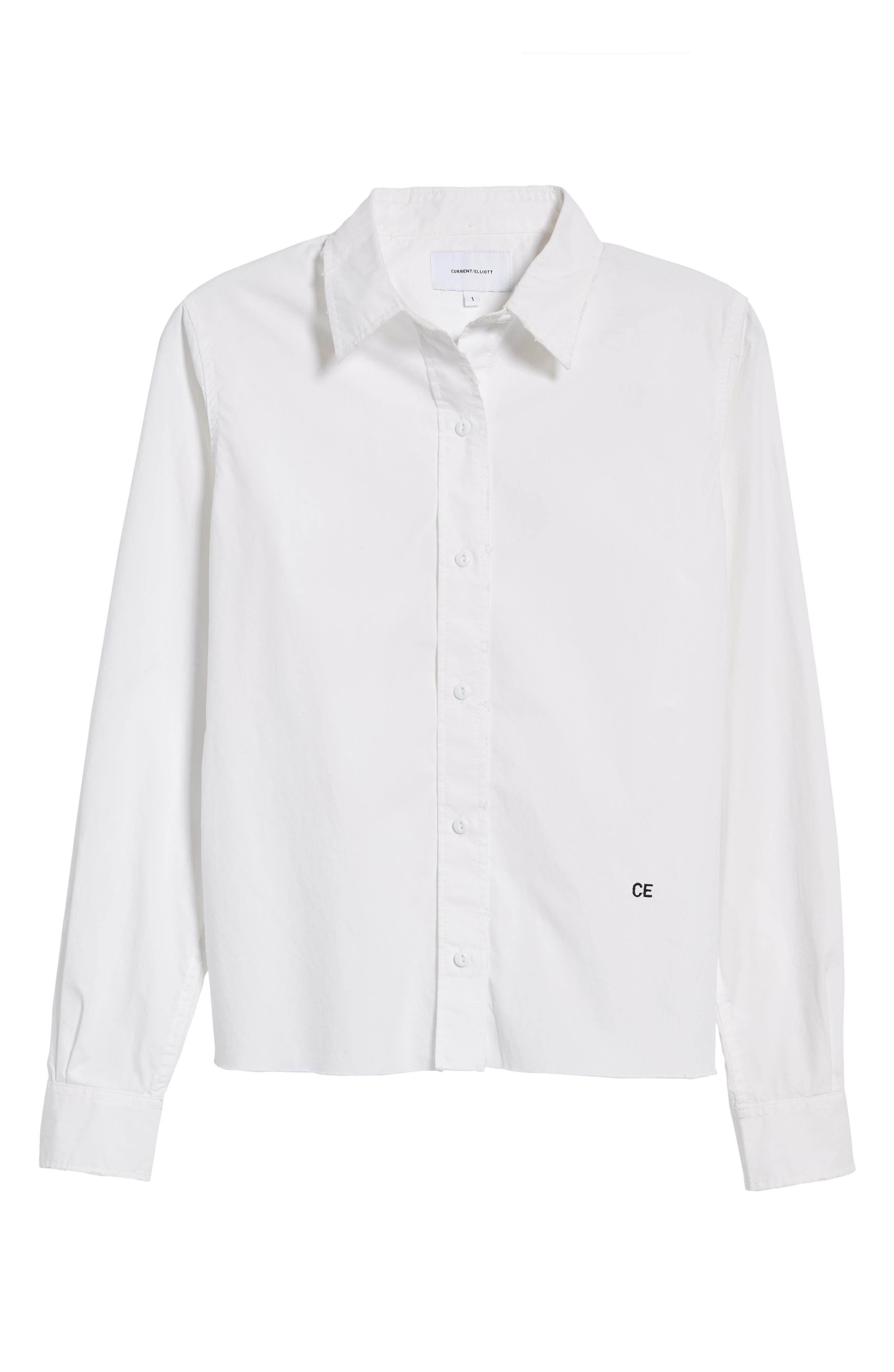 The Des Tie Back Shirt,                             Alternate thumbnail 7, color,