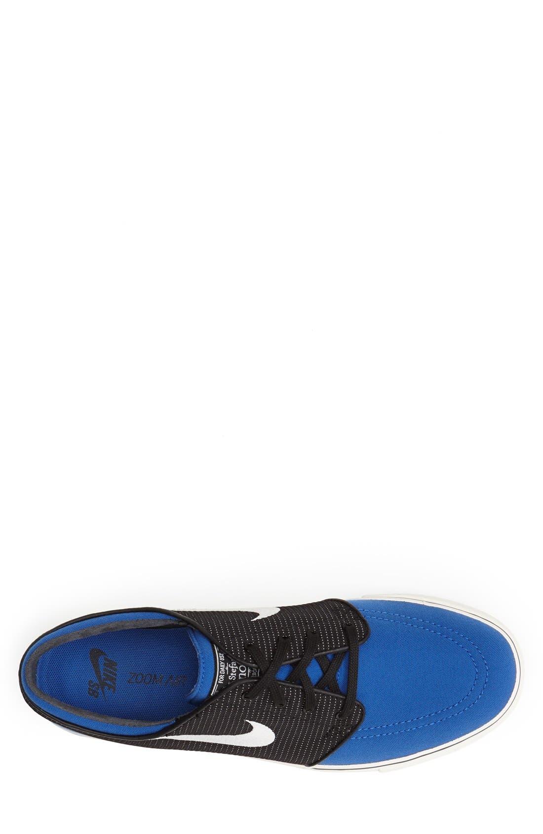 Zoom - Stefan Janoski SB Canvas Skate Shoe,                             Alternate thumbnail 162, color,