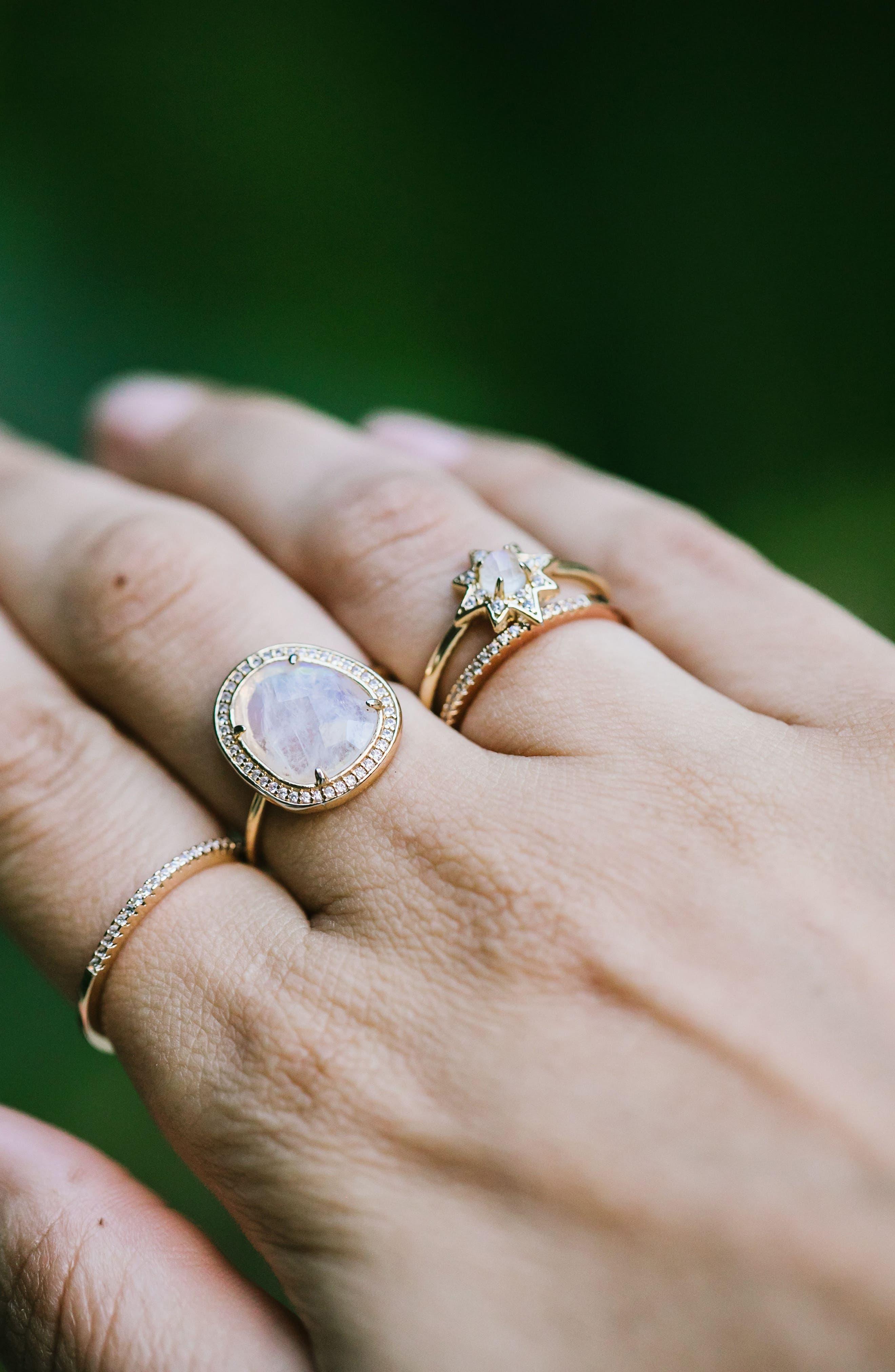 Stone Ring,                             Alternate thumbnail 15, color,
