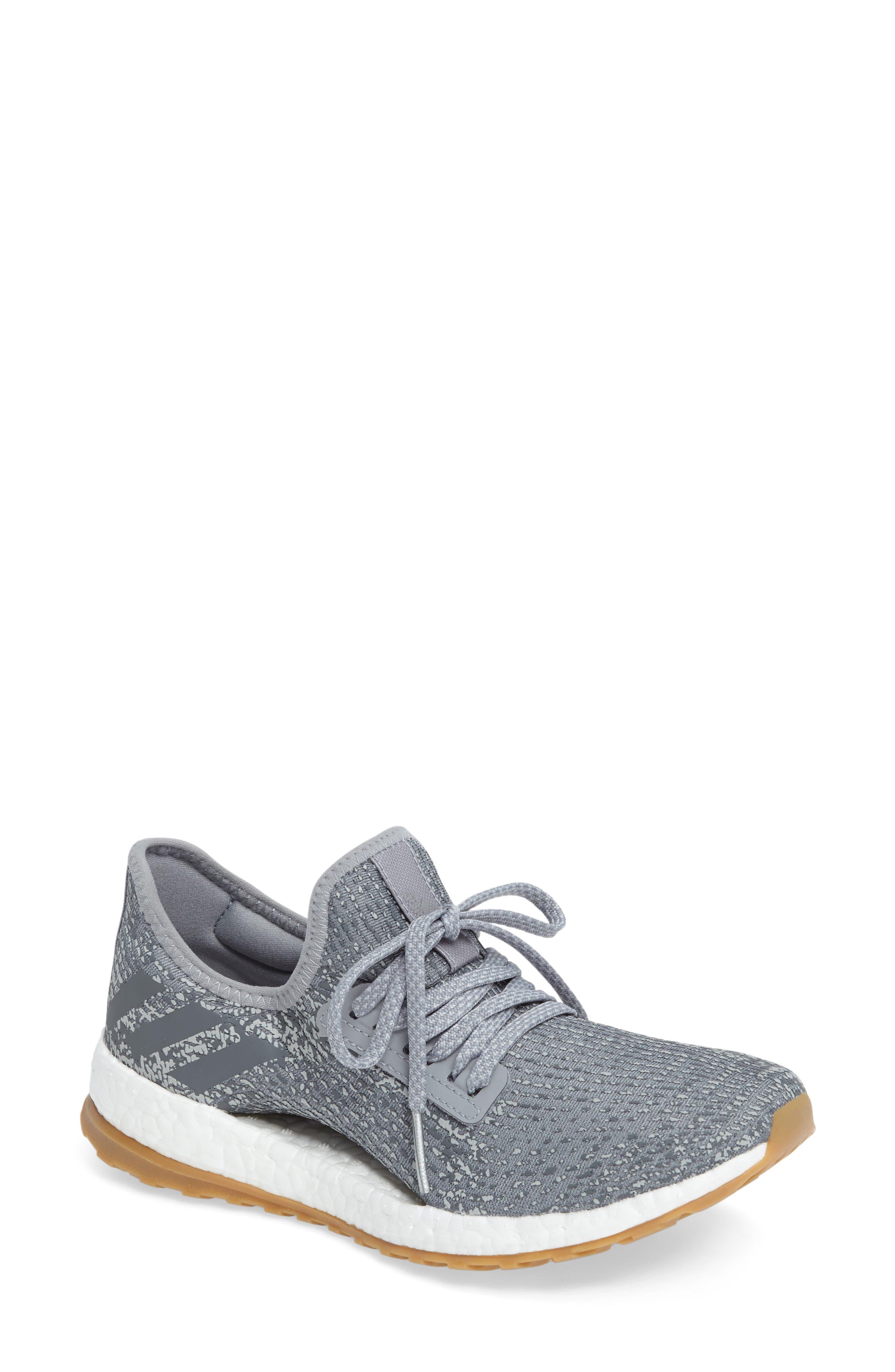 PureBoost X ATR Running Shoe,                             Main thumbnail 4, color,