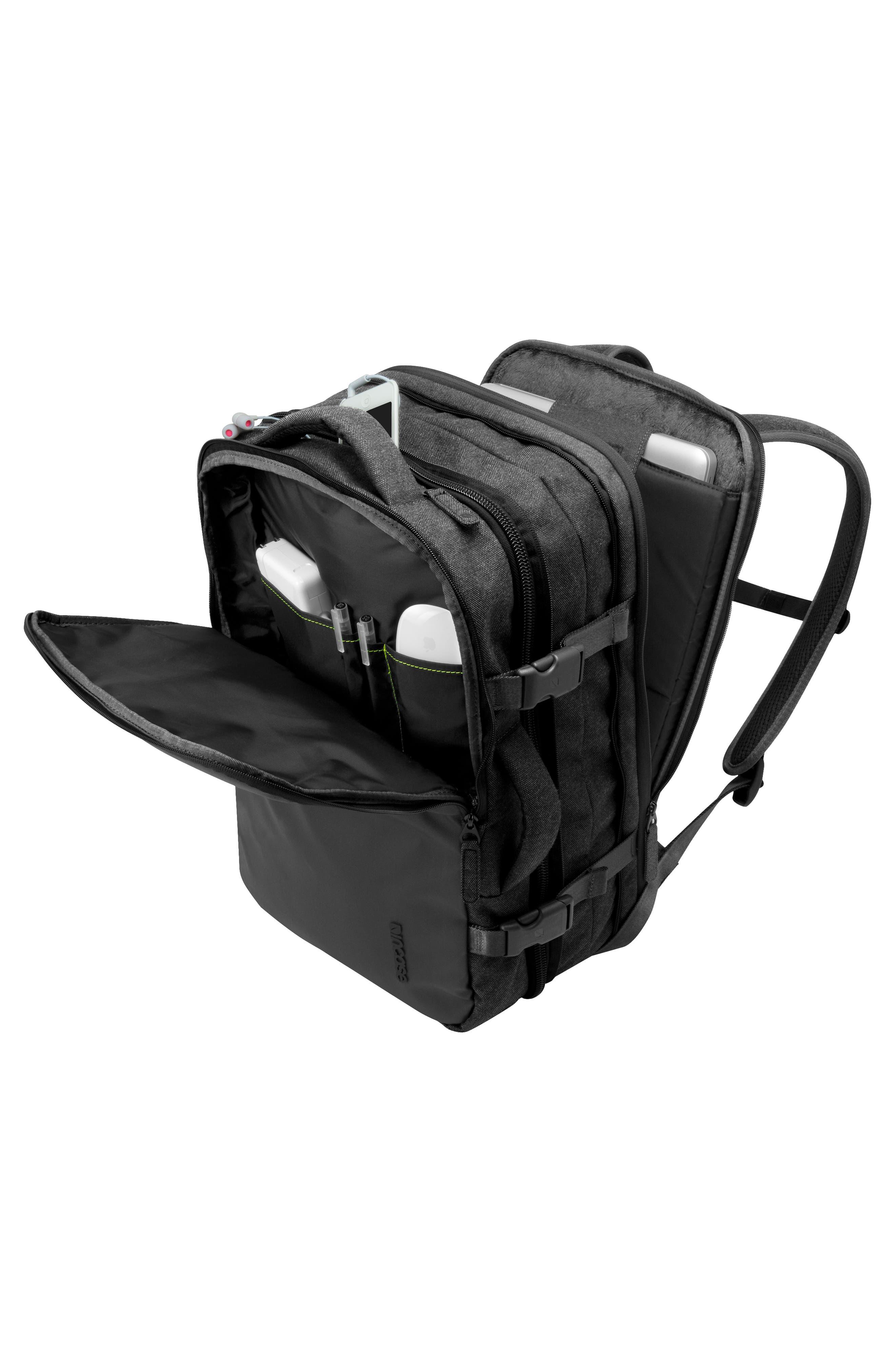 EO Travel Backpack,                             Alternate thumbnail 4, color,                             001
