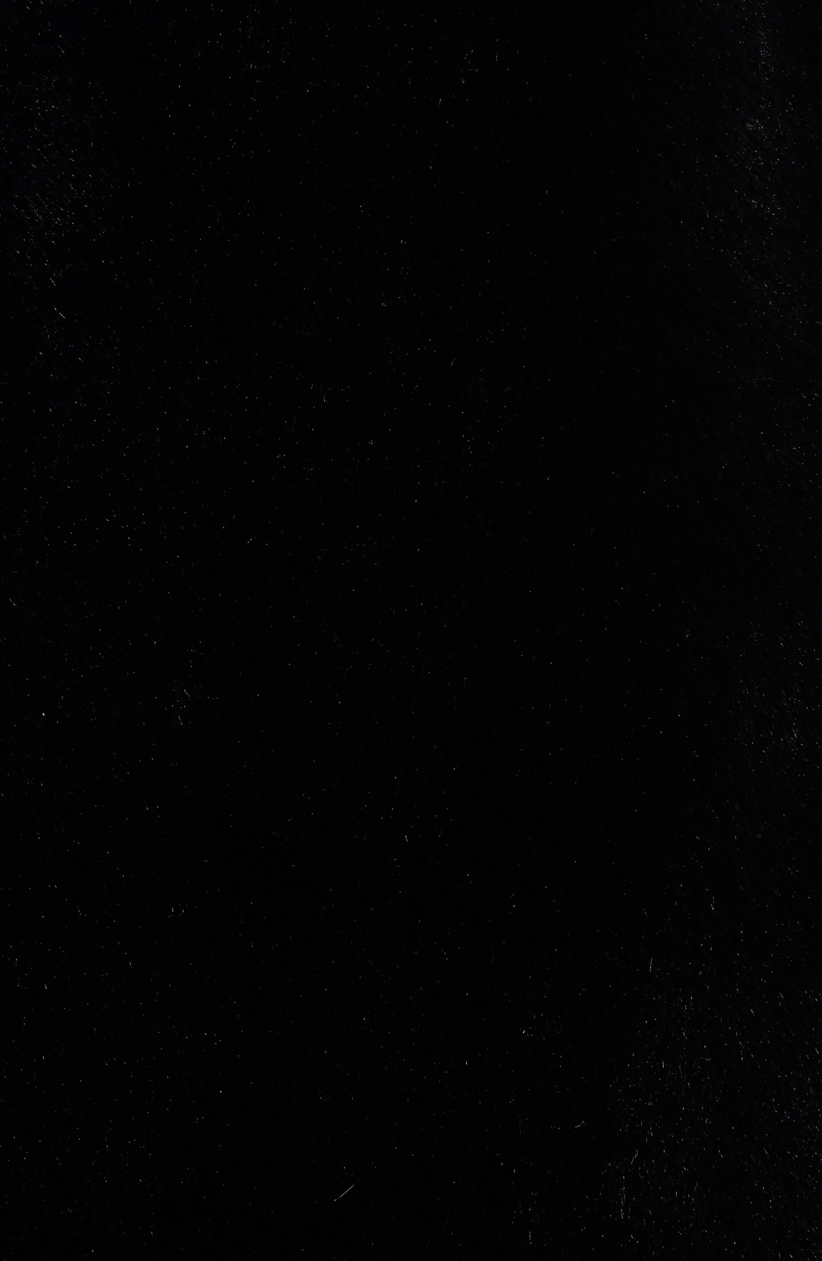 Salma Faux Fur Jacket,                             Alternate thumbnail 7, color,                             BLACK