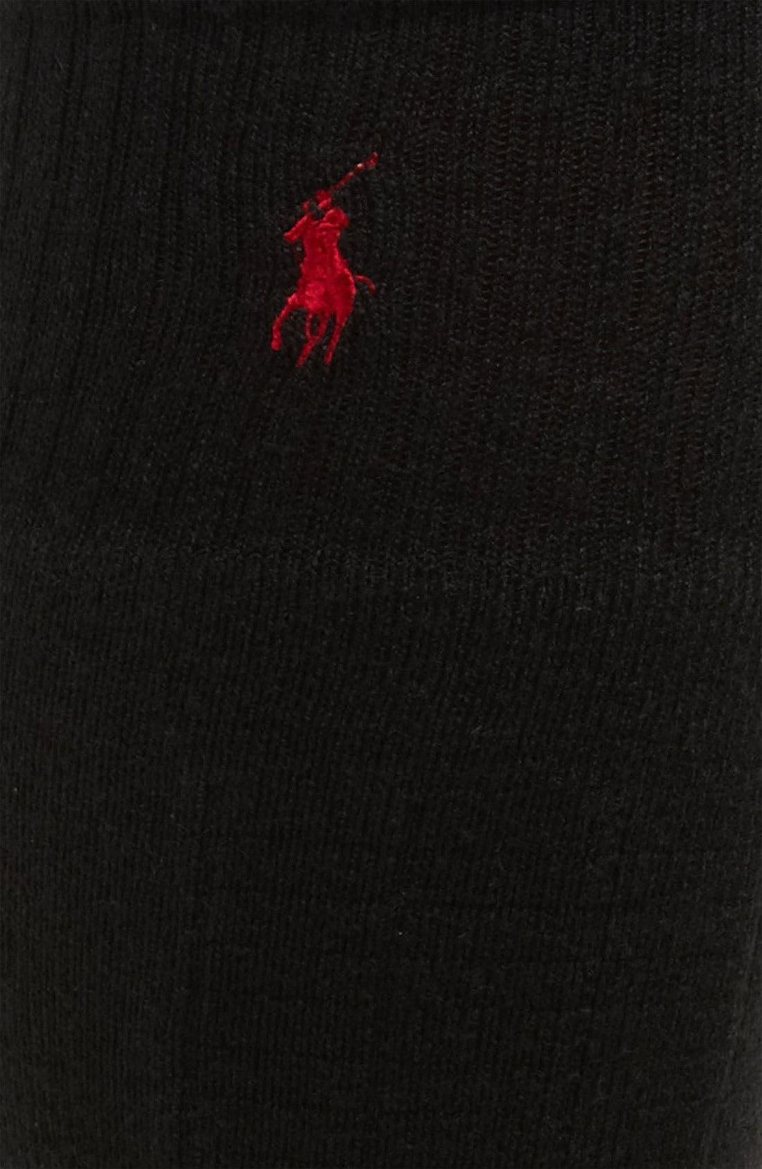 Long Ski Socks,                             Alternate thumbnail 2, color,                             001