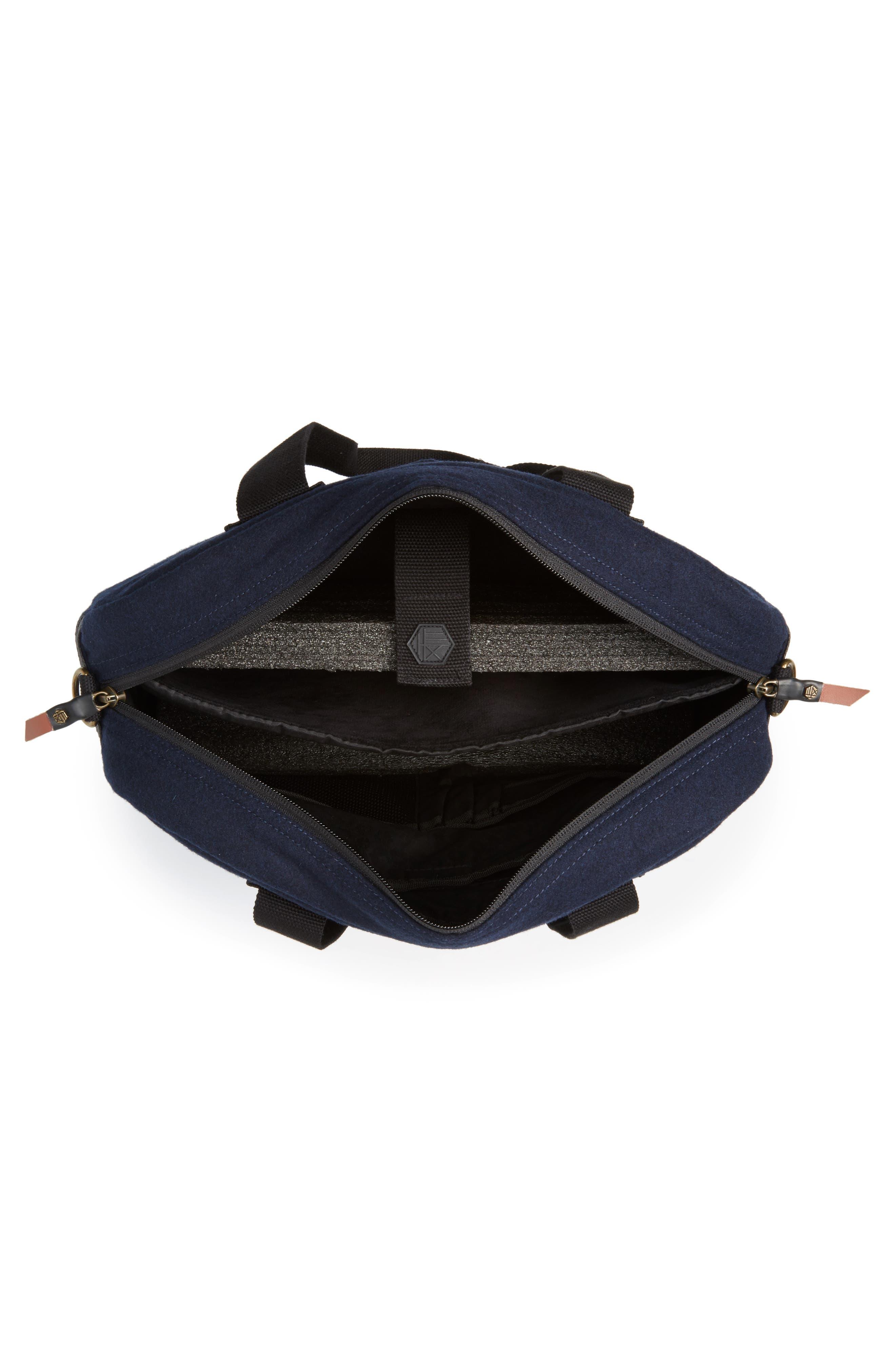Laptop Duffel Bag,                             Alternate thumbnail 4, color,                             410