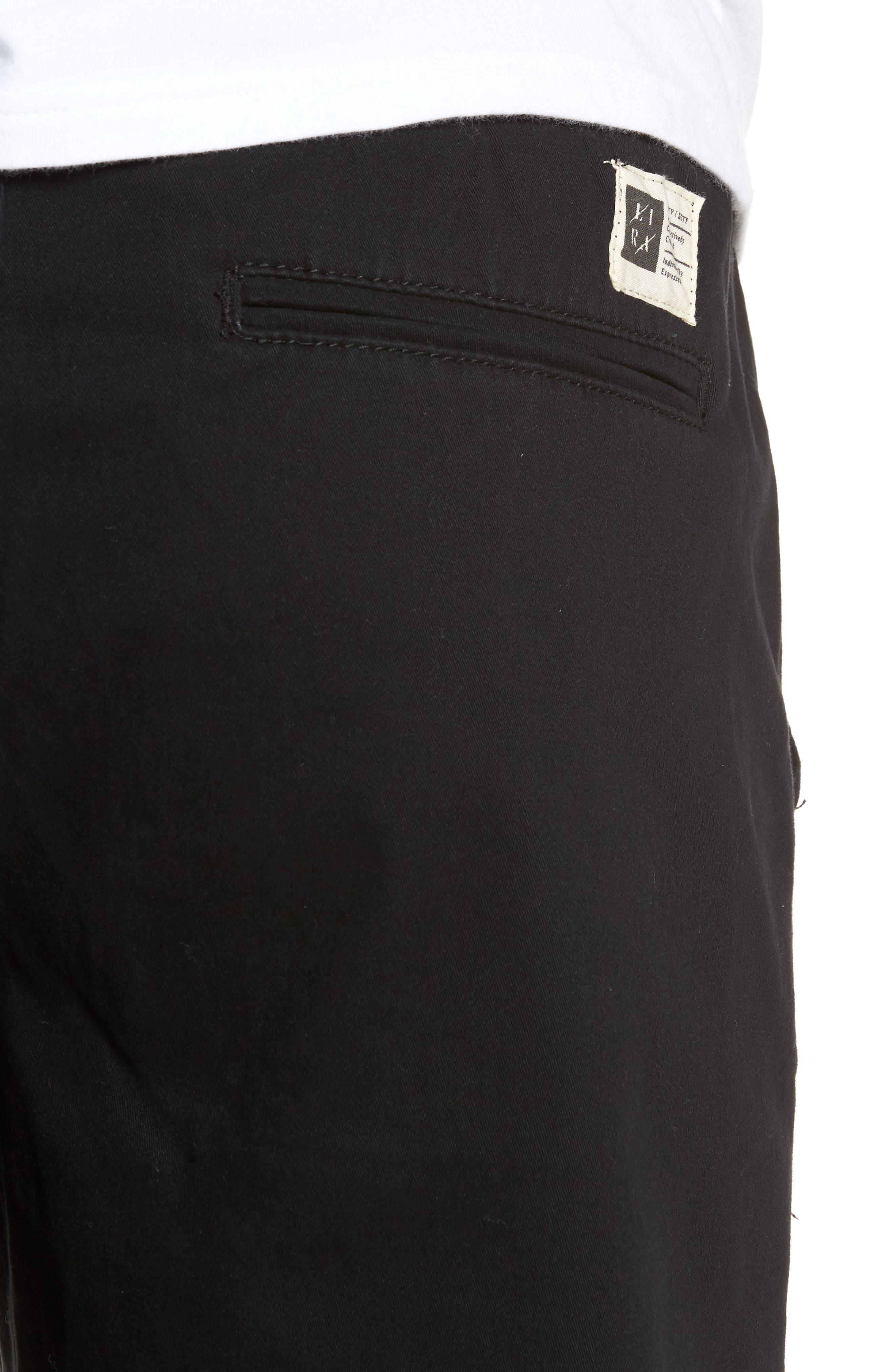 LIRA CLOTHING,                             Weekday Shorts,                             Alternate thumbnail 4, color,                             001