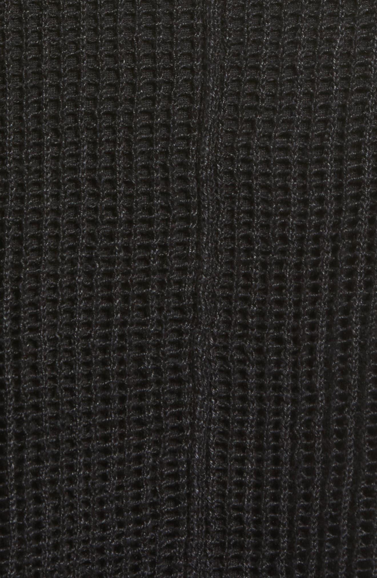 Organic Linen Crop Sweater,                             Alternate thumbnail 21, color,