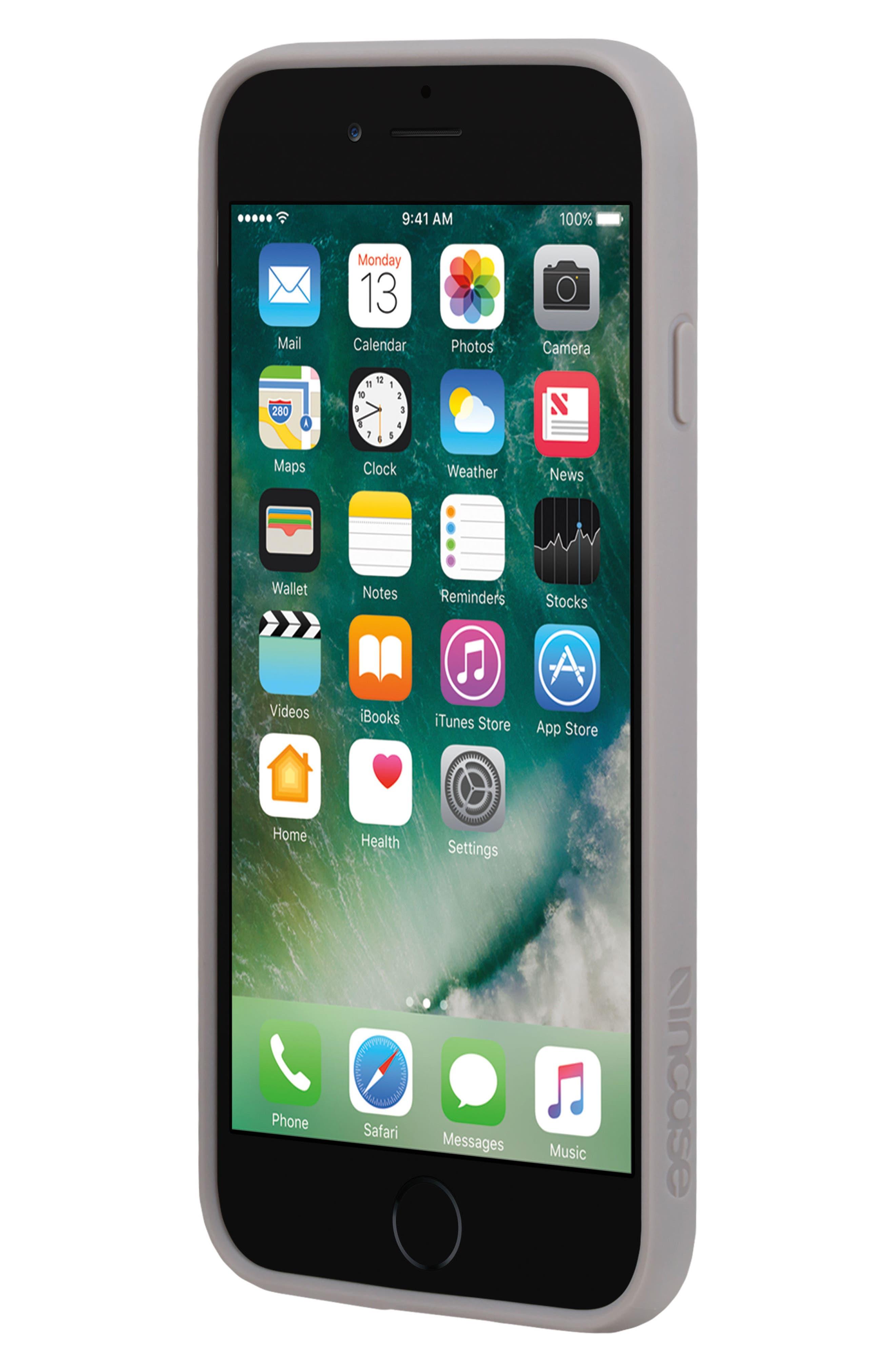 Pop Case Clear iPhone 7 Plus/8 Plus Case,                             Alternate thumbnail 7, color,                             100