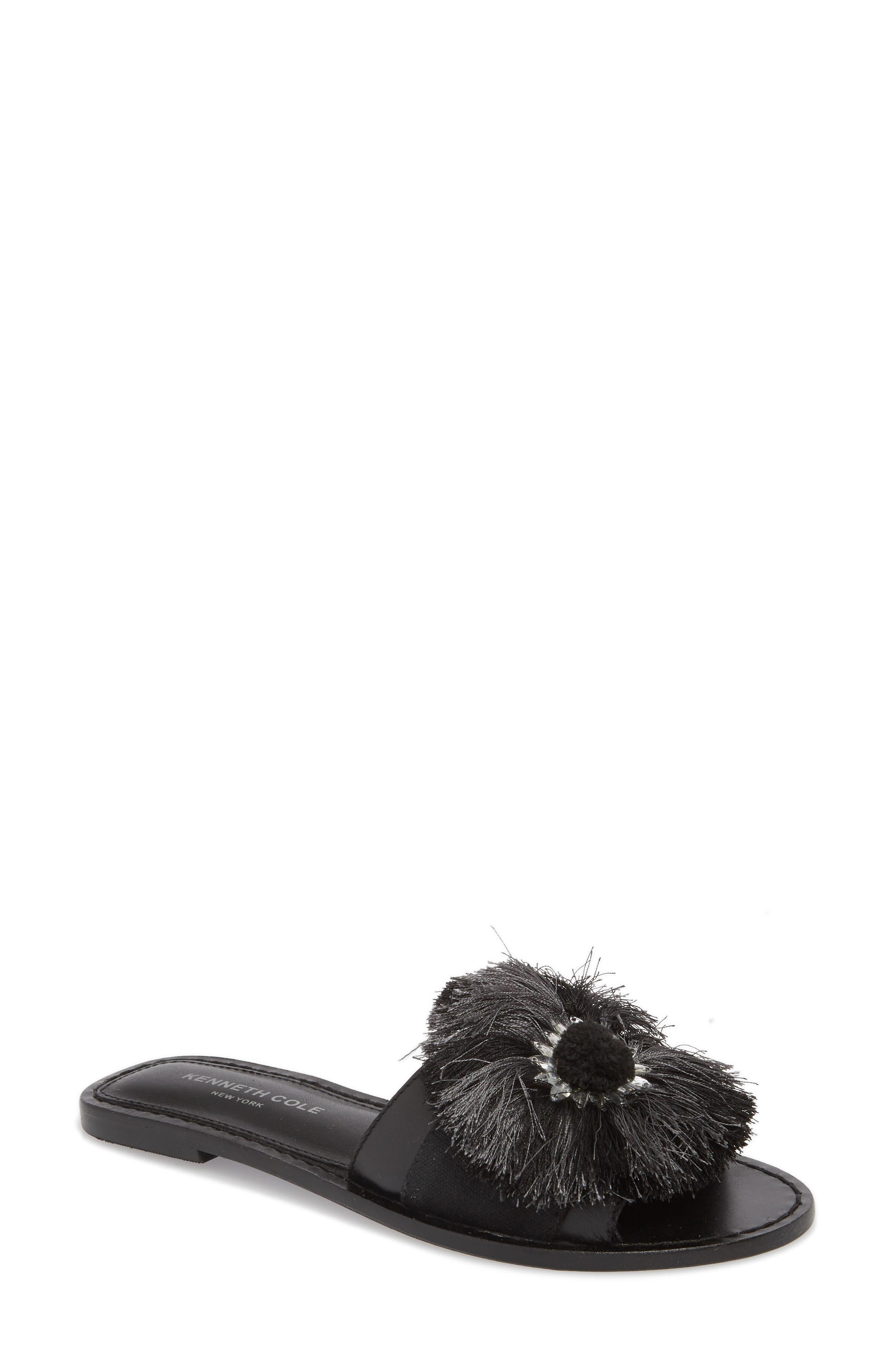 Orton Slide Sandal,                         Main,                         color, 001