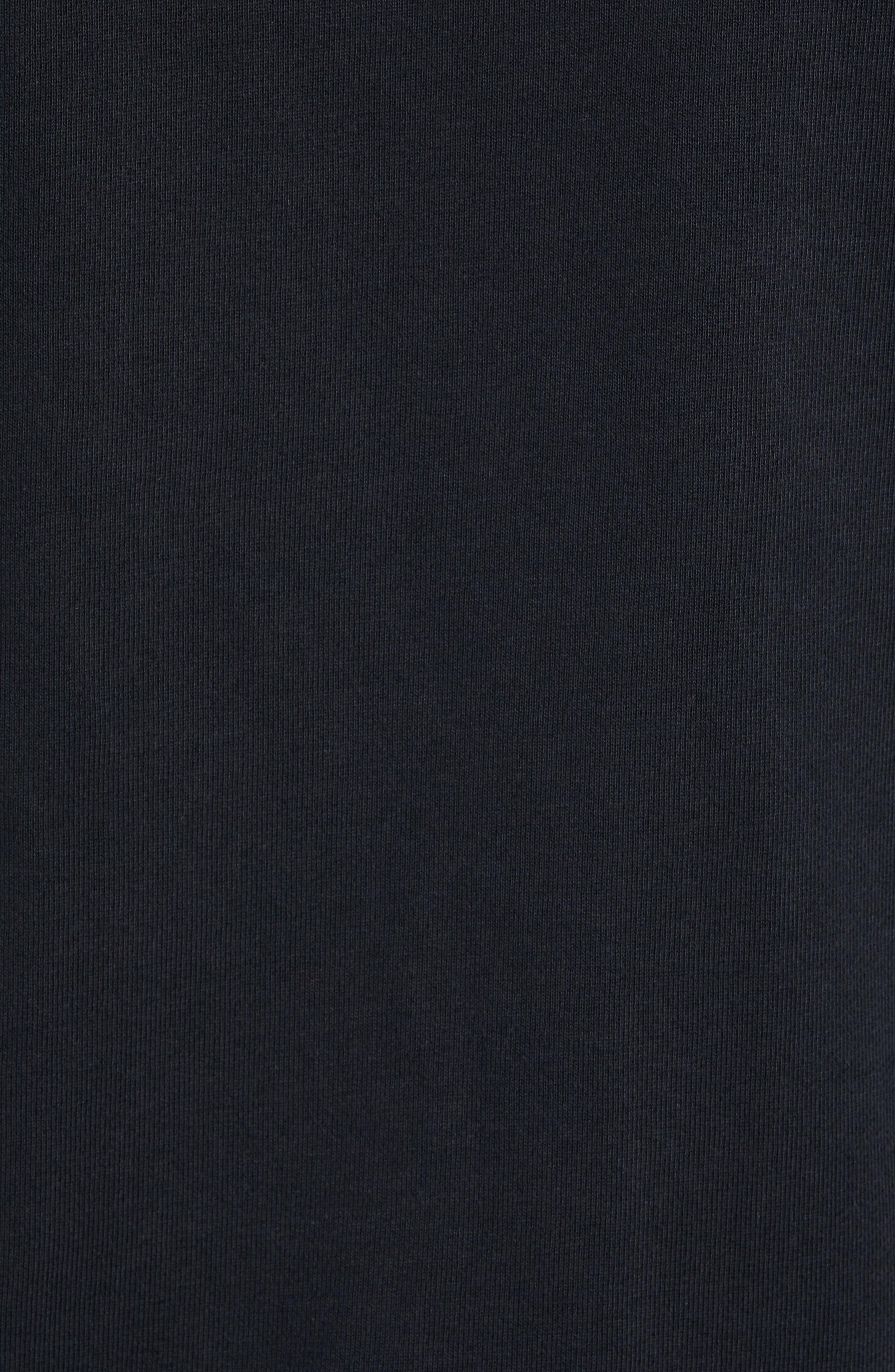 Sportswear ACG Pullover Hoodie,                             Alternate thumbnail 5, color,                             BLACK/ BLACK