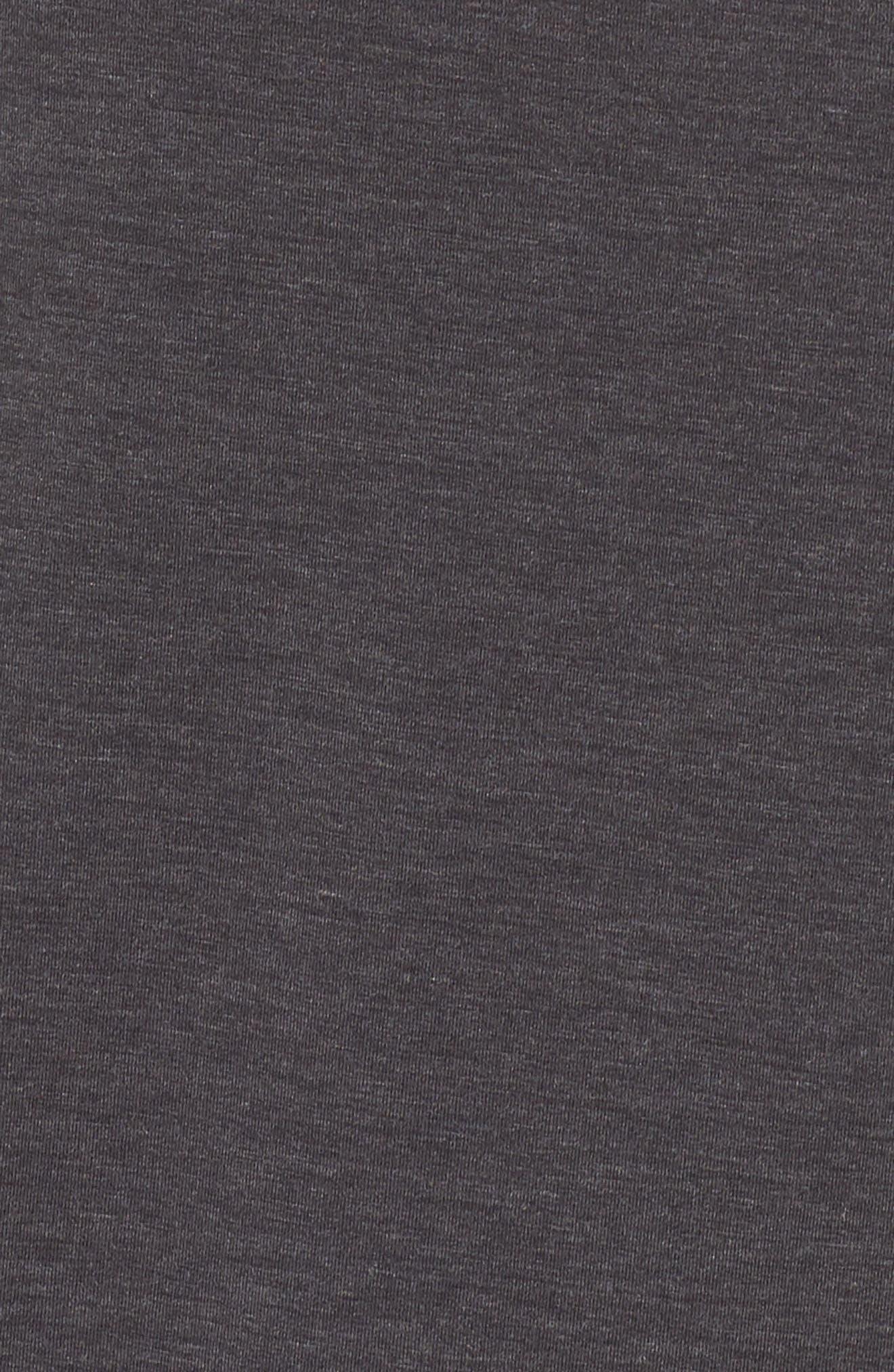 NEW BALANCE,                             Release Open Back Long Sleeve Sweatshirt,                             Alternate thumbnail 6, color,                             008