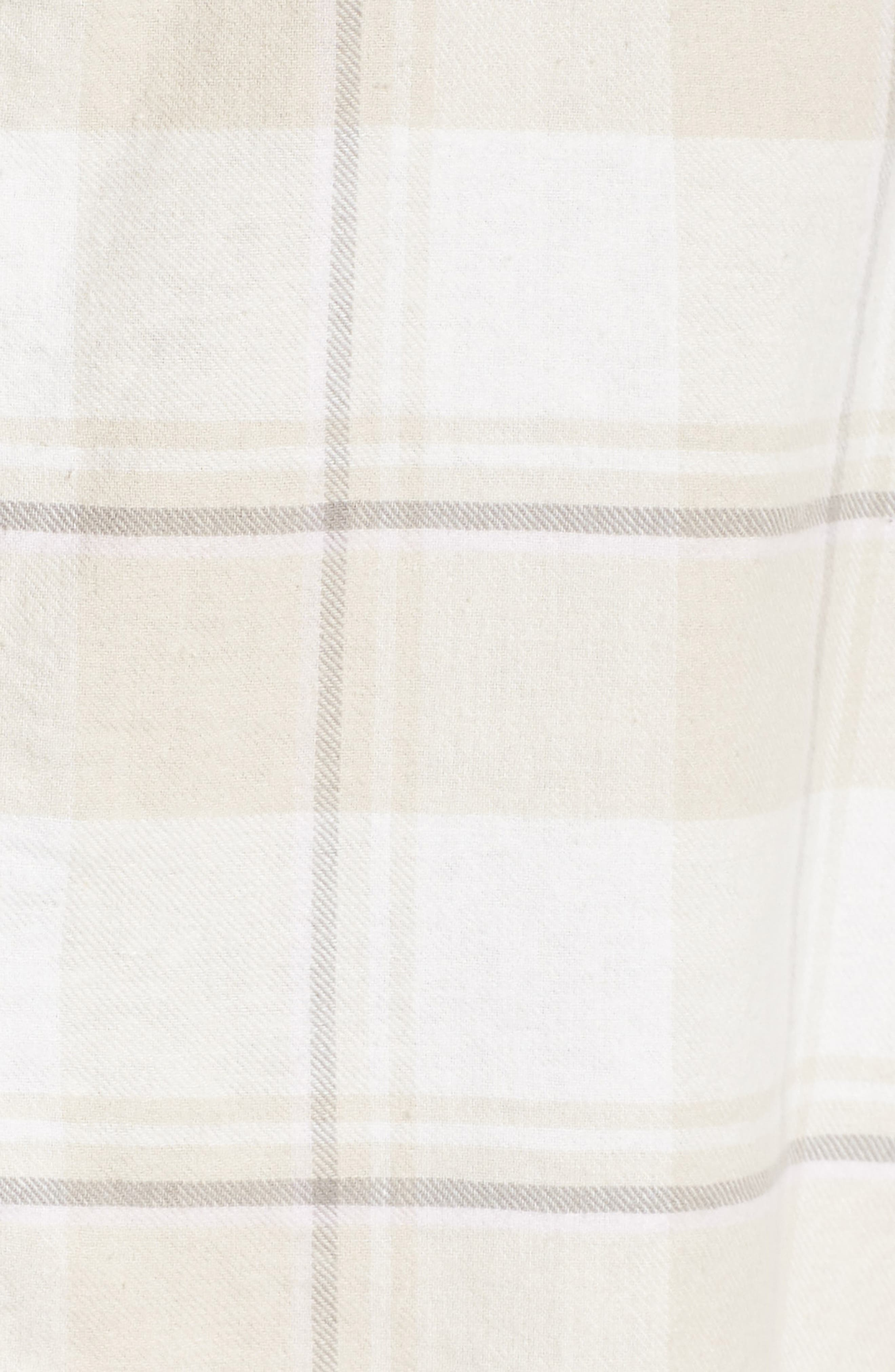 Plaid Shirt,                             Alternate thumbnail 5, color,                             250