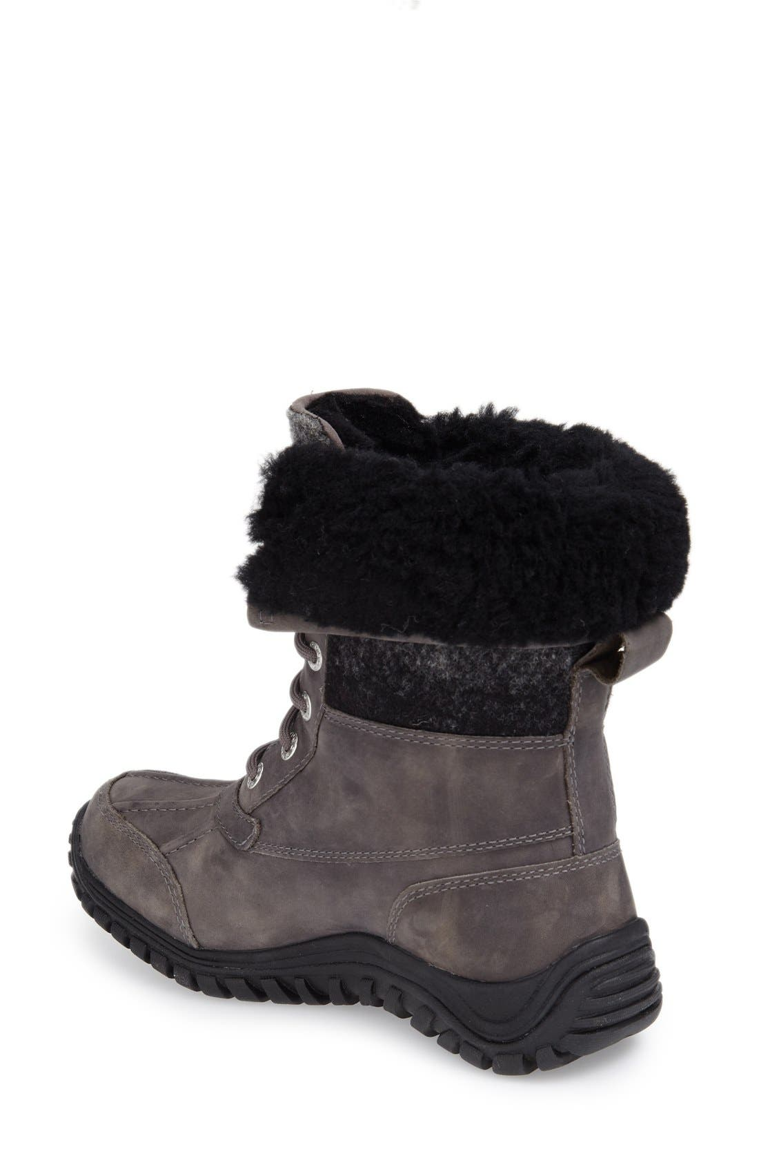 UGG<SUP>®</SUP>,                             Adirondack Waterproof Insulated Winter Boot,                             Alternate thumbnail 2, color,                             020