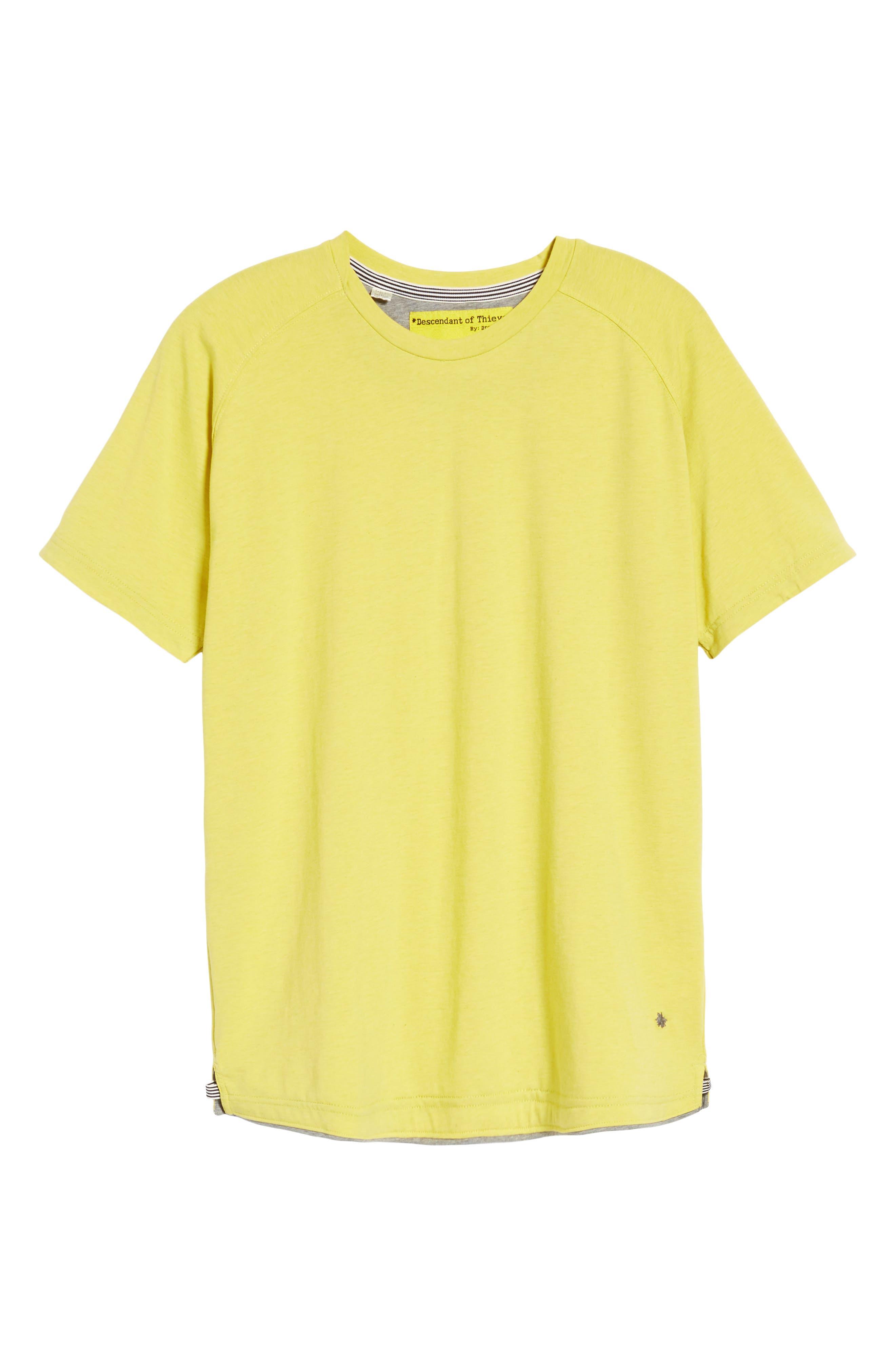 Cloud Soft T-Shirt,                             Alternate thumbnail 18, color,