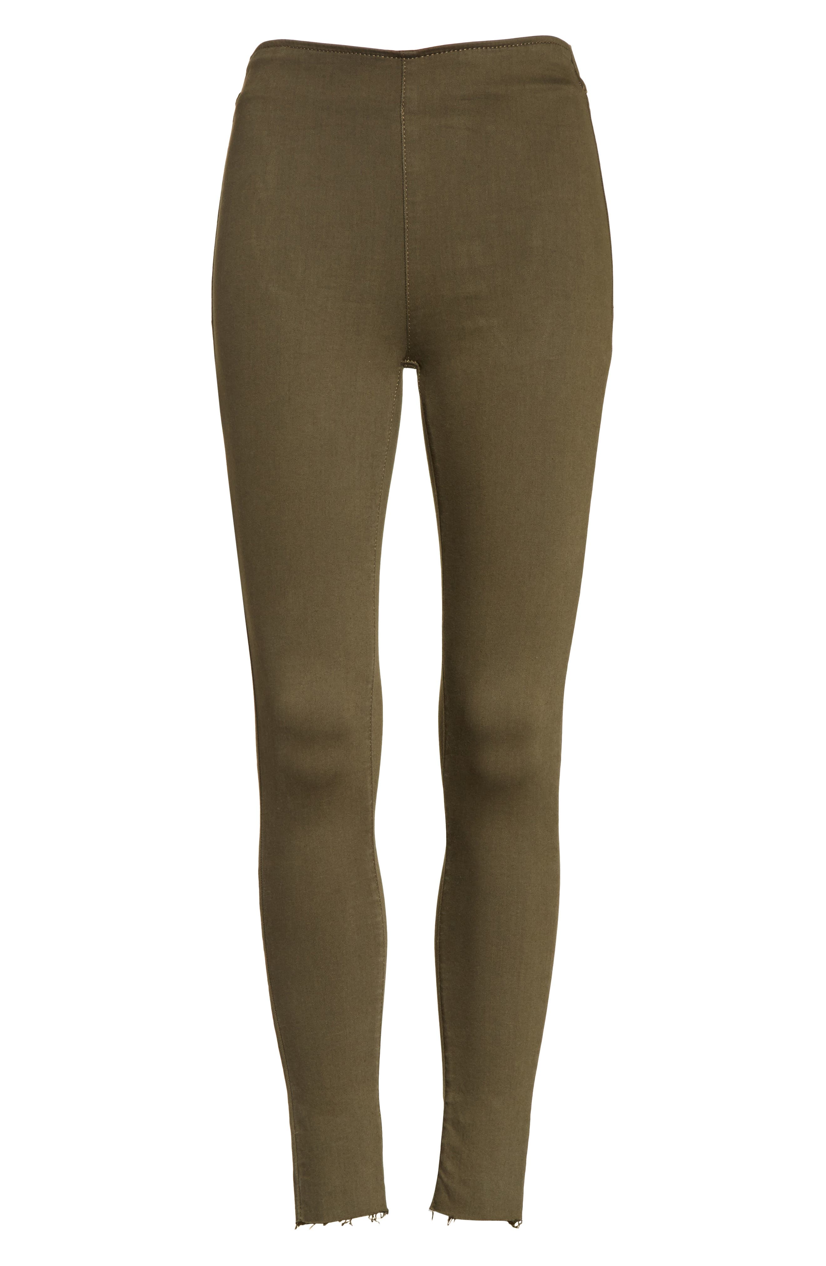 We the Free by Free People Easy Goes It Leggings,                             Alternate thumbnail 6, color,                             203