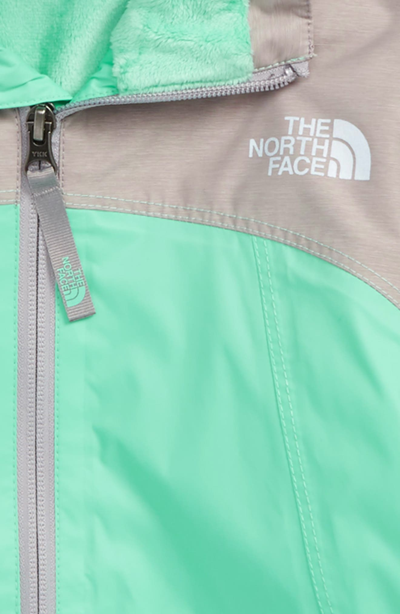 Warm Storm Hooded Waterproof Jacket,                             Alternate thumbnail 6, color,