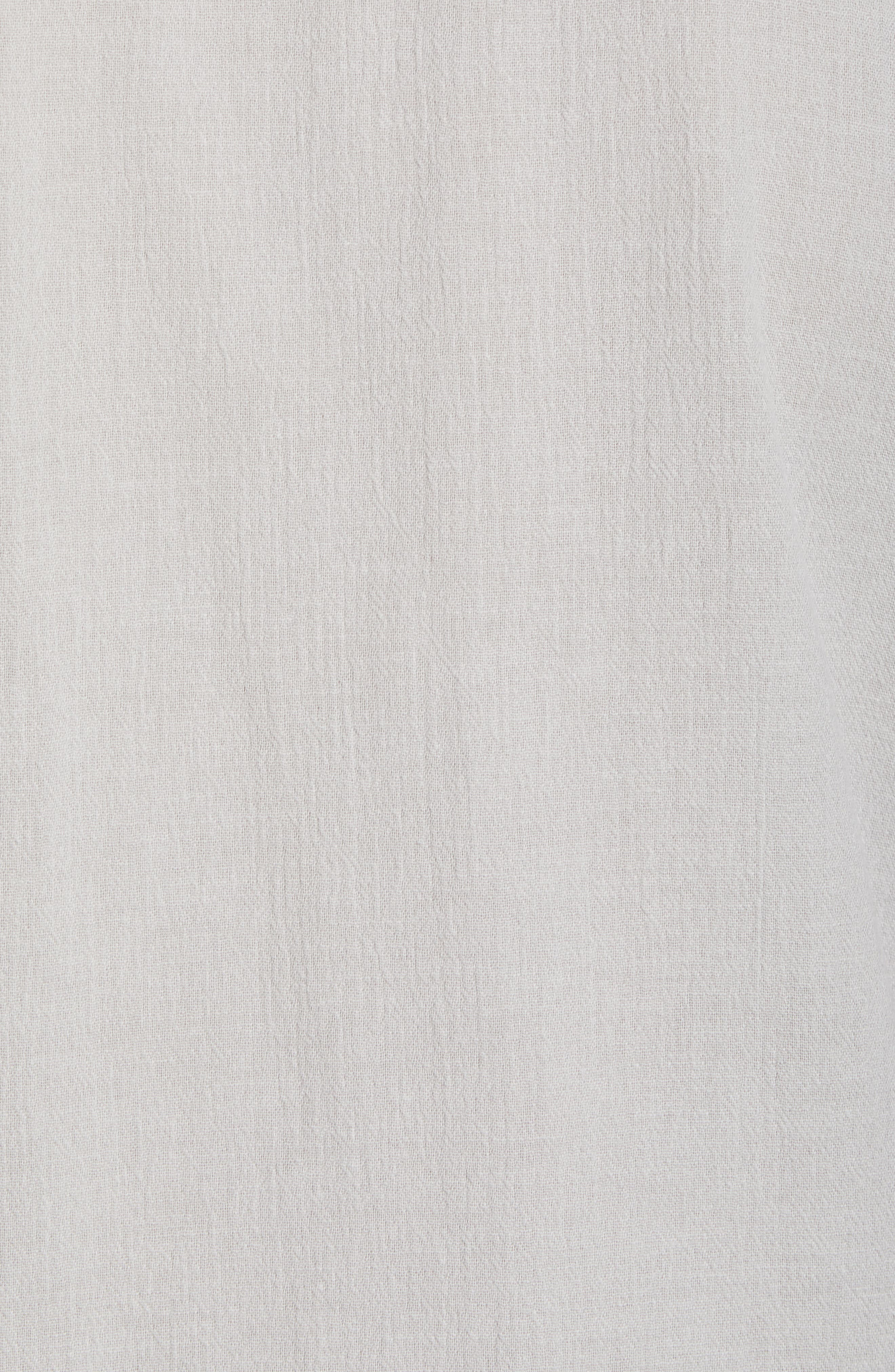 'A/C<sup>®</sup>' Regular Fit Organic Cotton Short Sleeve Sport Shirt,                             Alternate thumbnail 5, color,                             022