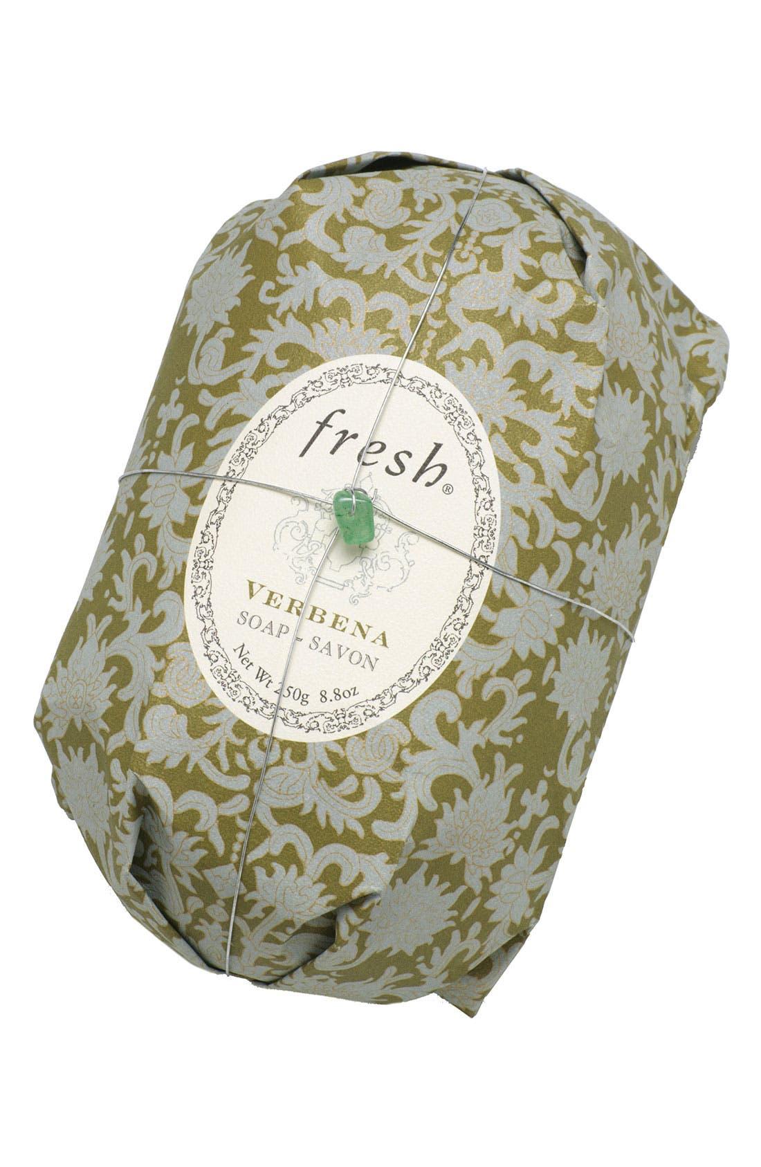 Verbena Oval Soap,                         Main,                         color, NO COLOR
