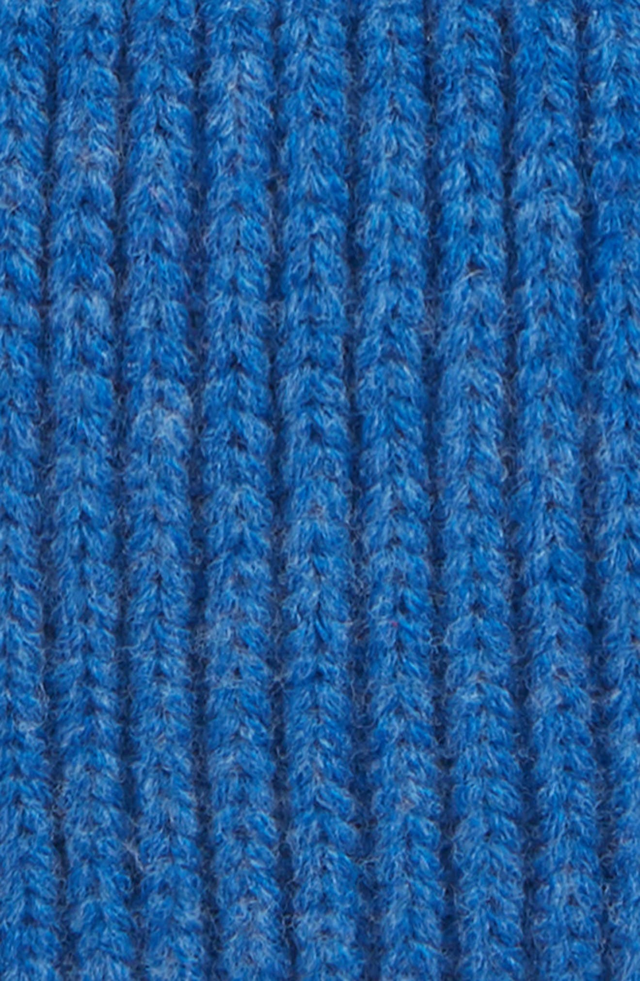 Cuff Beanie,                             Alternate thumbnail 2, color,                             BLUE CAMP