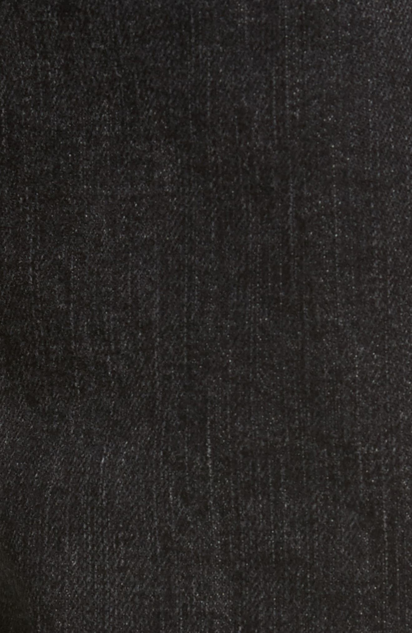 Baxter Ripped Jeans,                             Alternate thumbnail 5, color,                             001