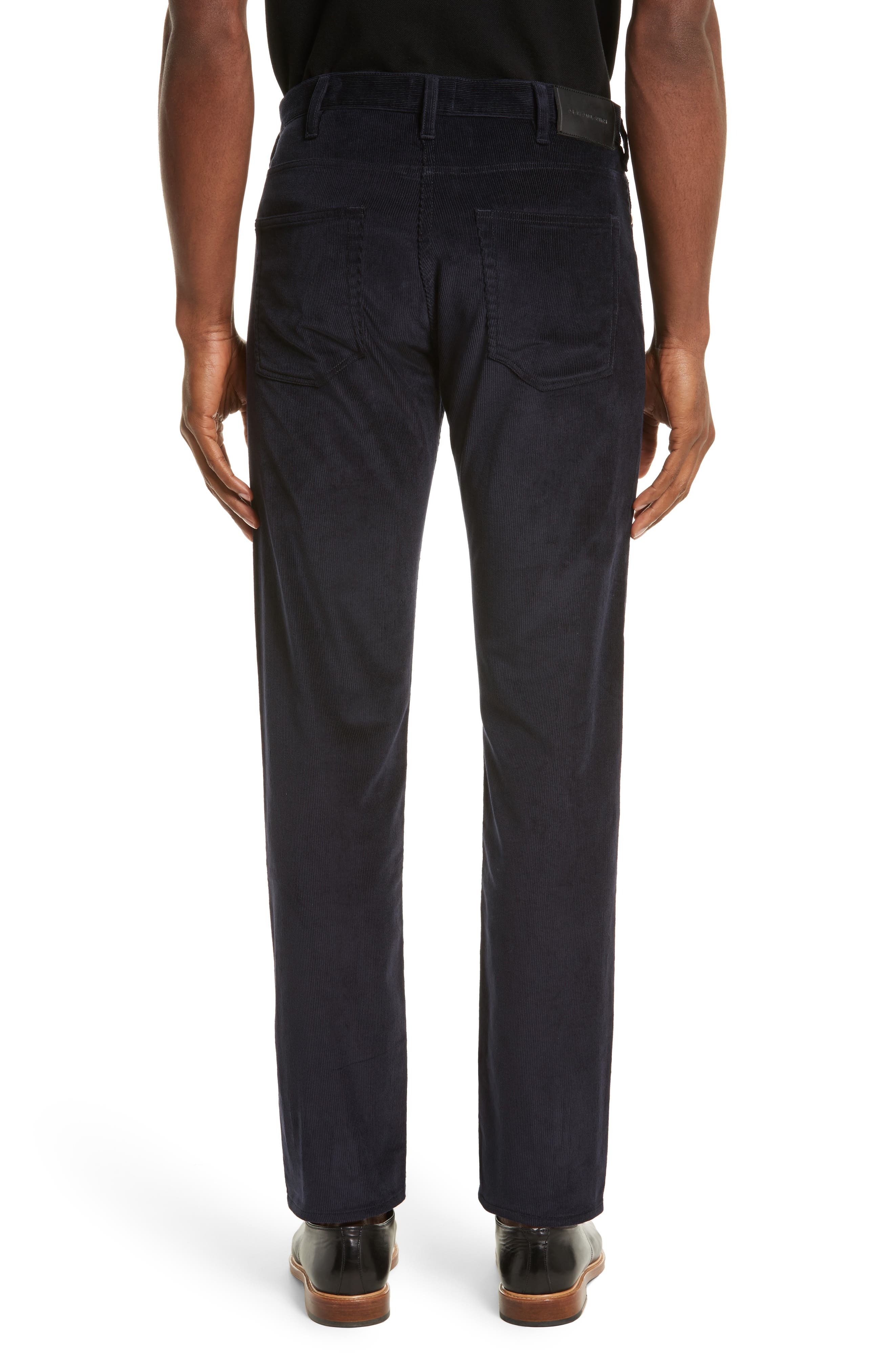 Tapered Fit Corduroy Pants,                             Alternate thumbnail 3, color,                             435