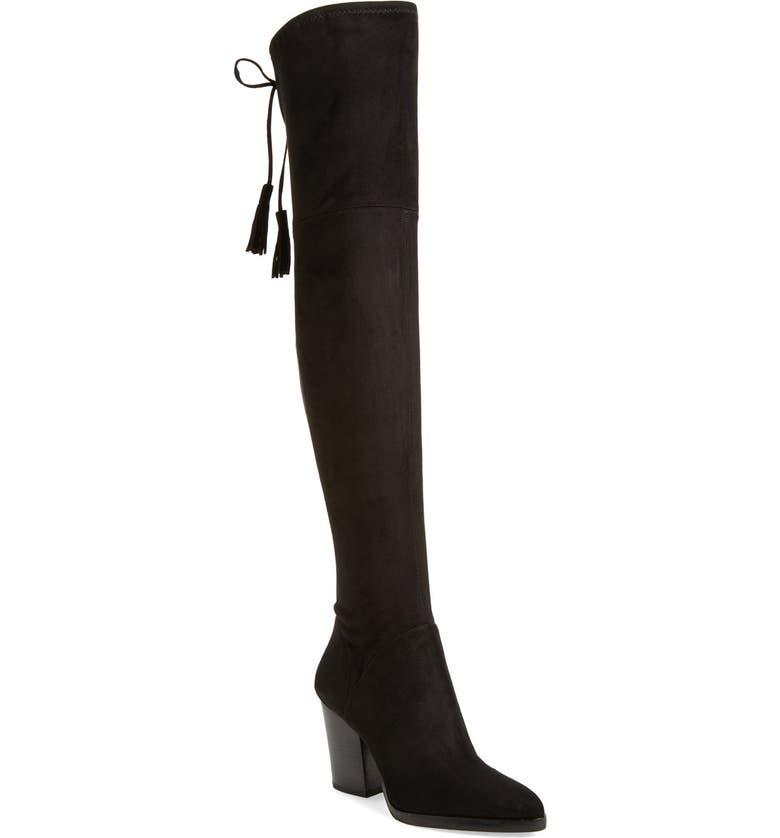 Best Marc Fisher LTD Alinda Over the Knee Boot (Women) Best & Reviews