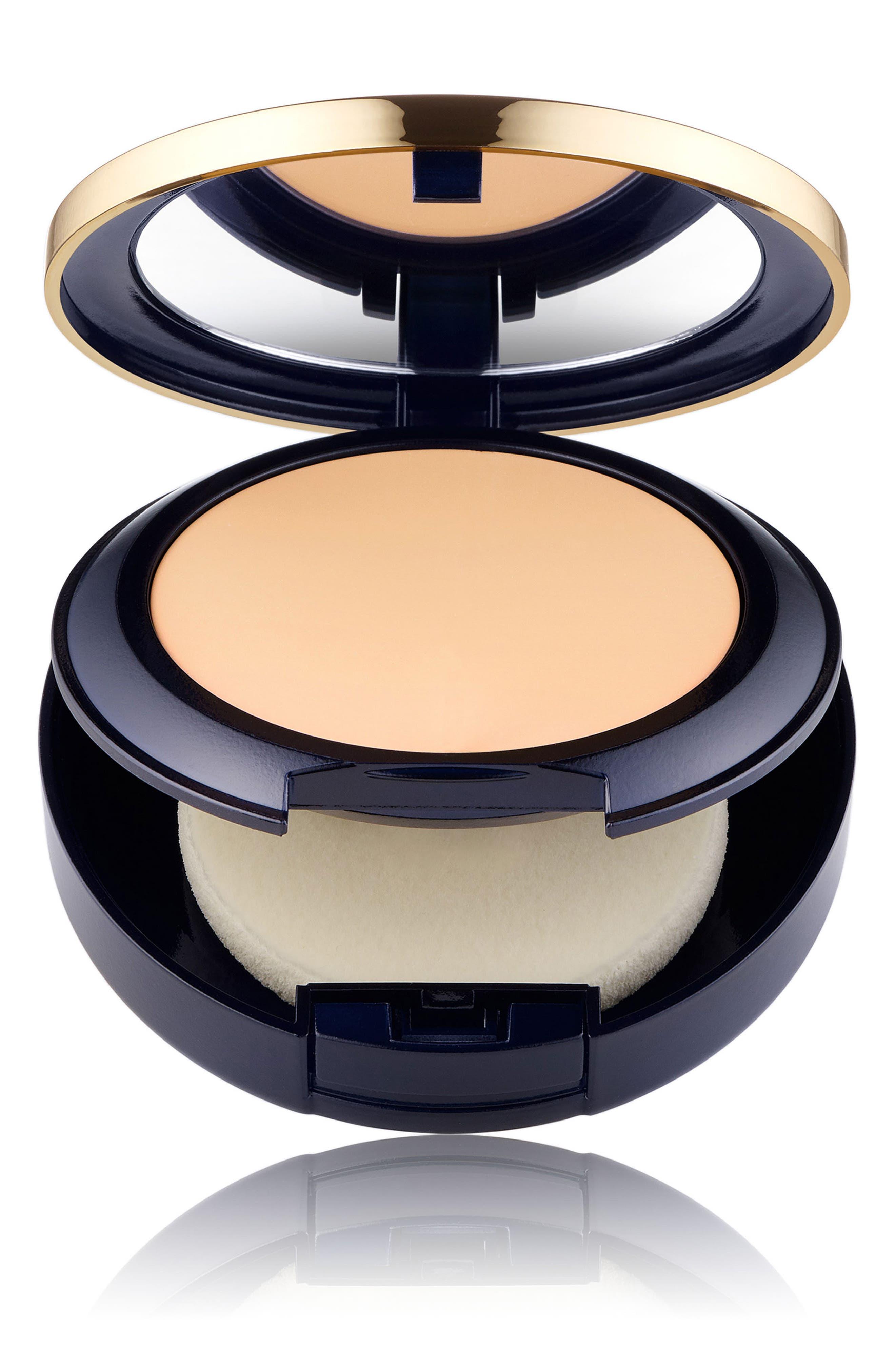 Estee Lauder Double Wear Stay In Place Matte Powder Foundation - 4N1 Shell Beige