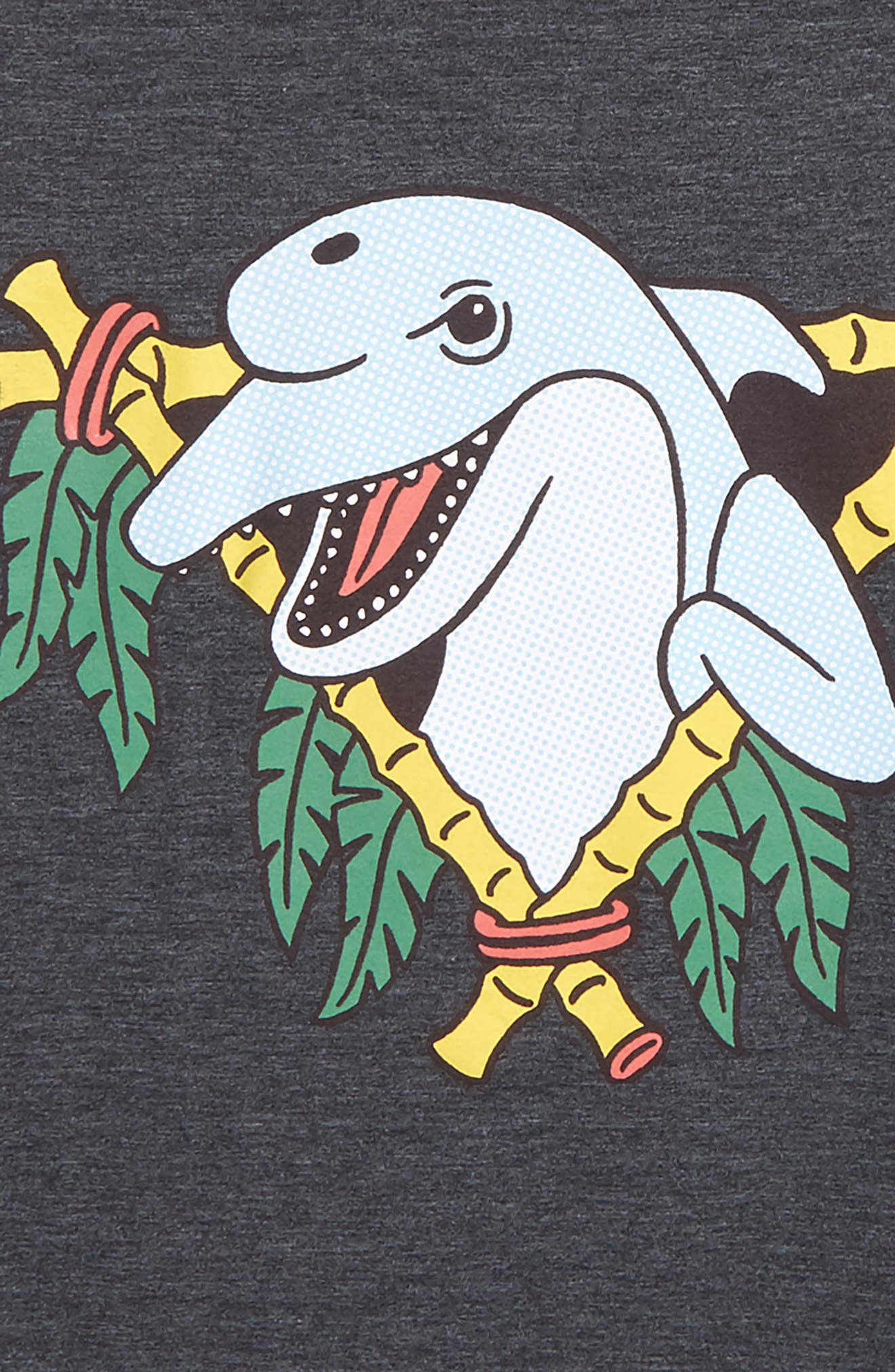 Dolphin Club Graphic T-Shirt,                             Alternate thumbnail 2, color,                             001