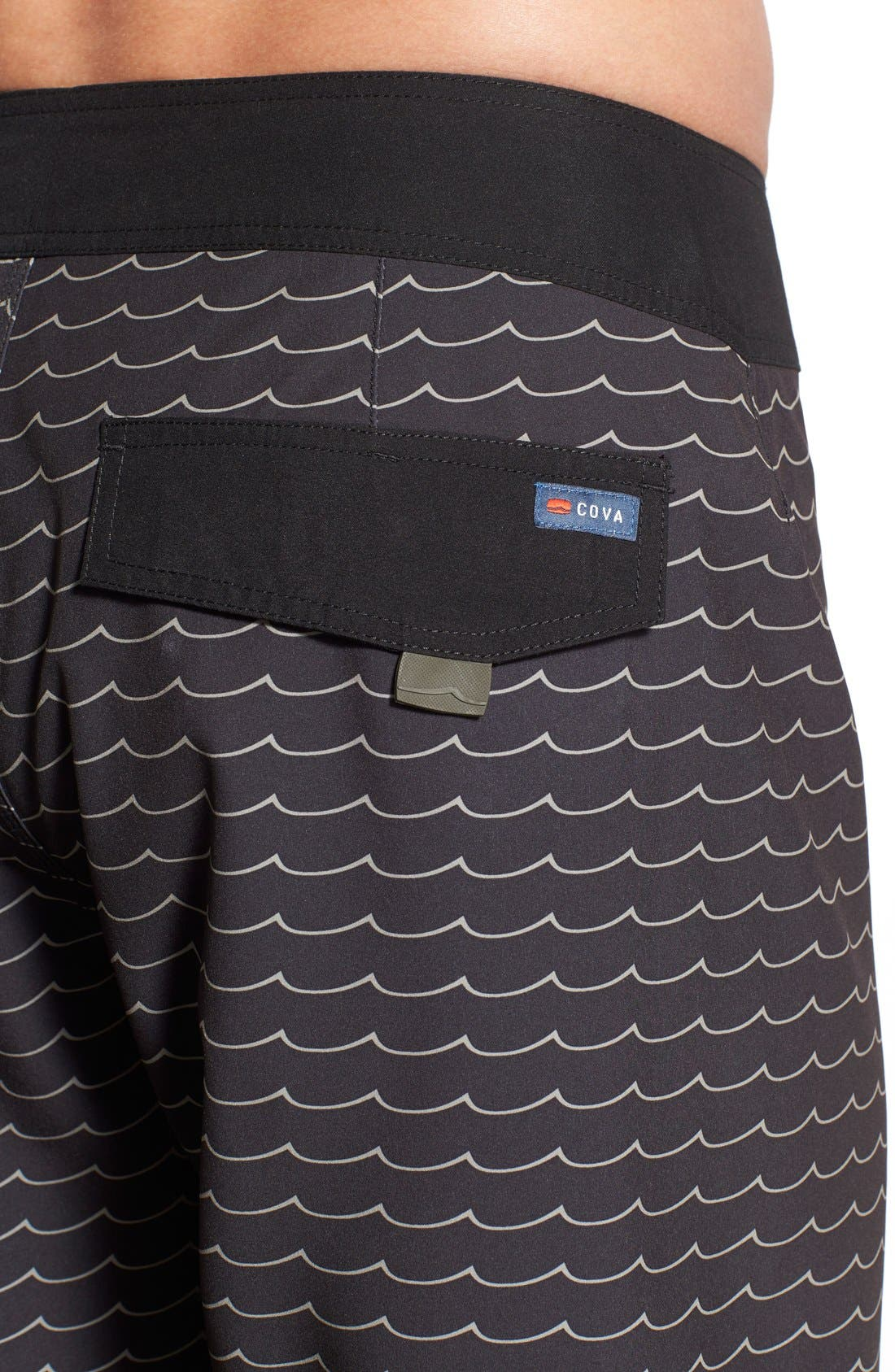 'Windswell' Board Shorts,                             Alternate thumbnail 5, color,                             020