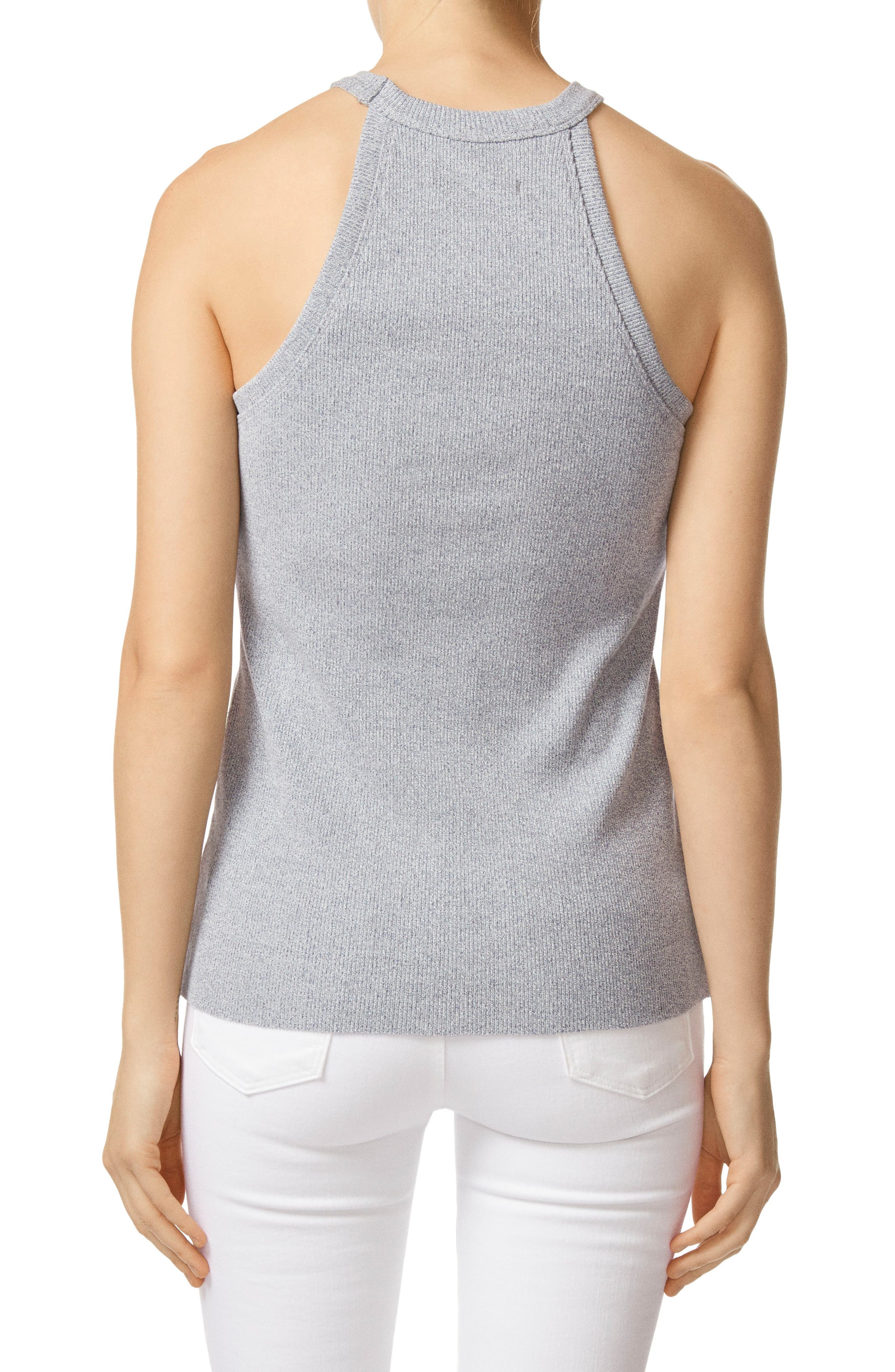 J BRAND,                             Coastal Halter Top,                             Alternate thumbnail 2, color,                             402