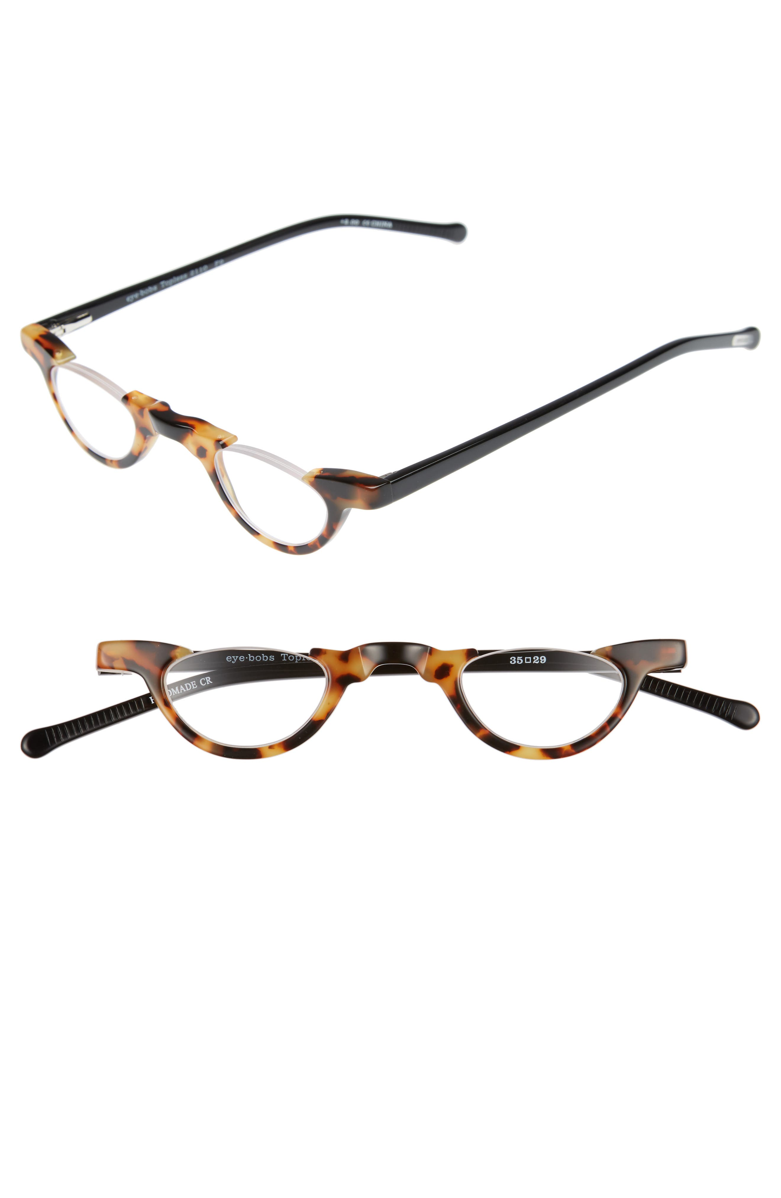 Topless 35mm Reading Glasses,                             Main thumbnail 1, color,                             211