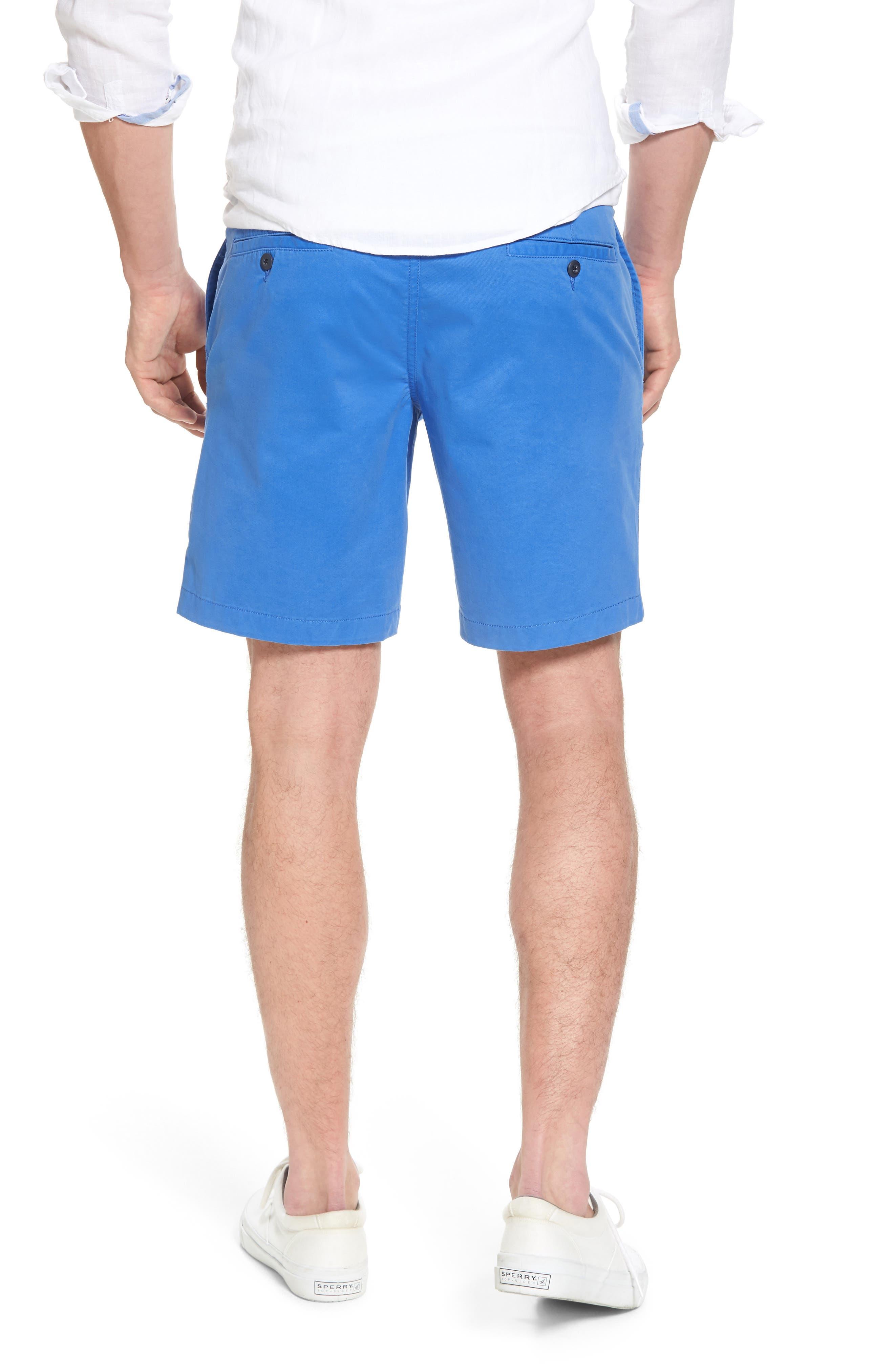 Ballard Slim Fit Stretch Chino 9-Inch Shorts,                             Alternate thumbnail 21, color,