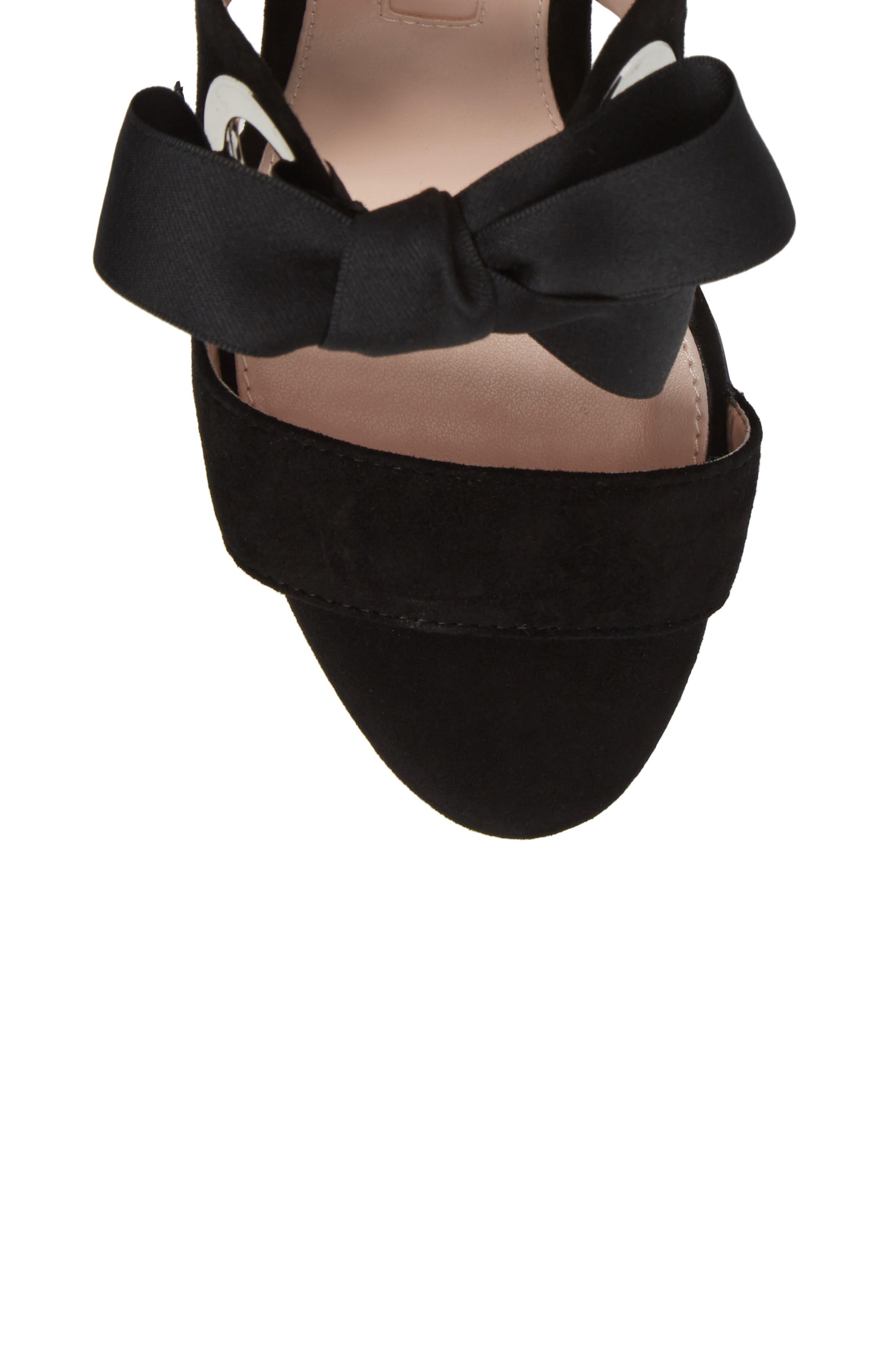 Megan Tie Strap Sandal,                             Alternate thumbnail 9, color,