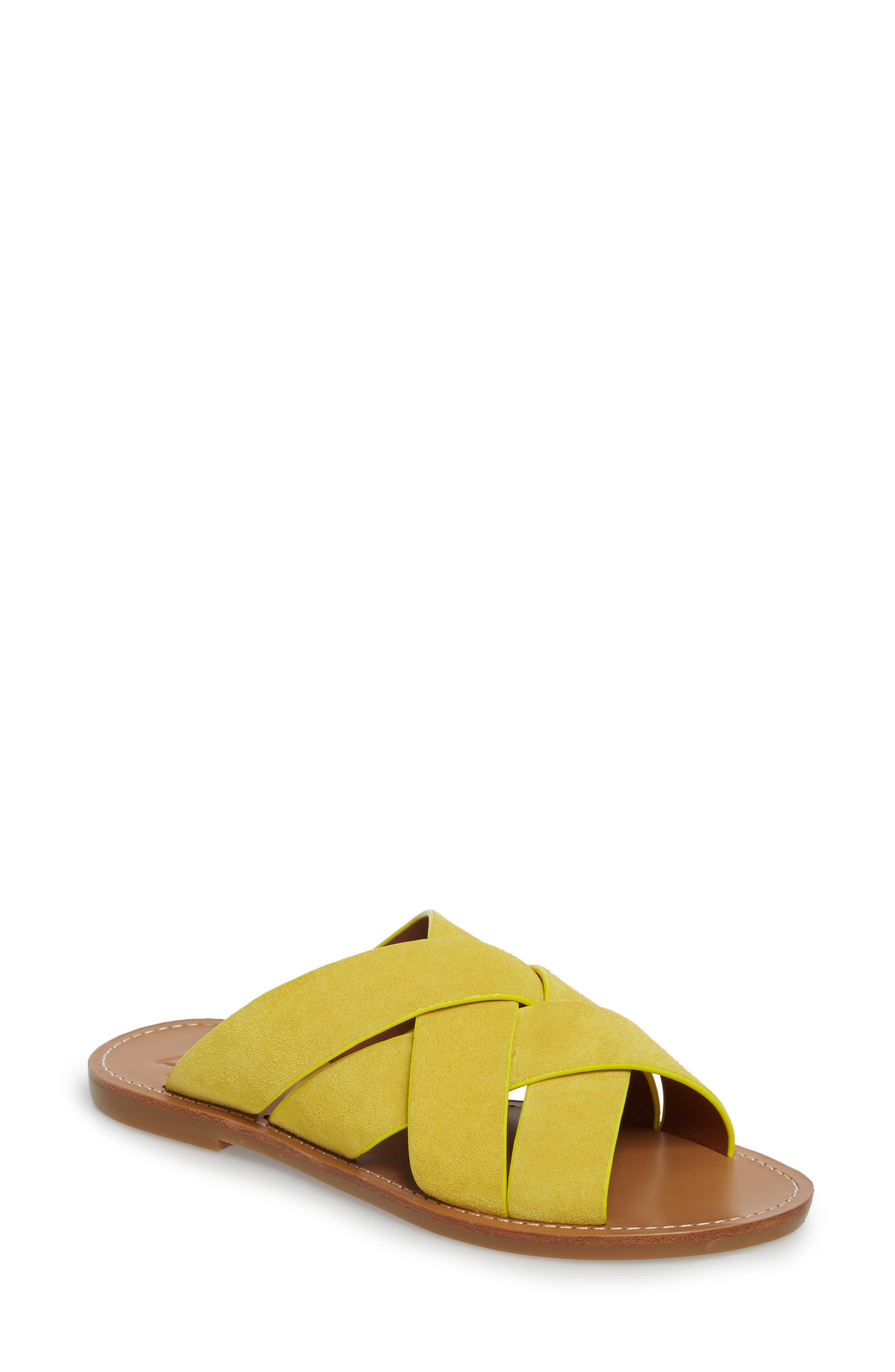 Raida Slide Sandal,                             Main thumbnail 5, color,