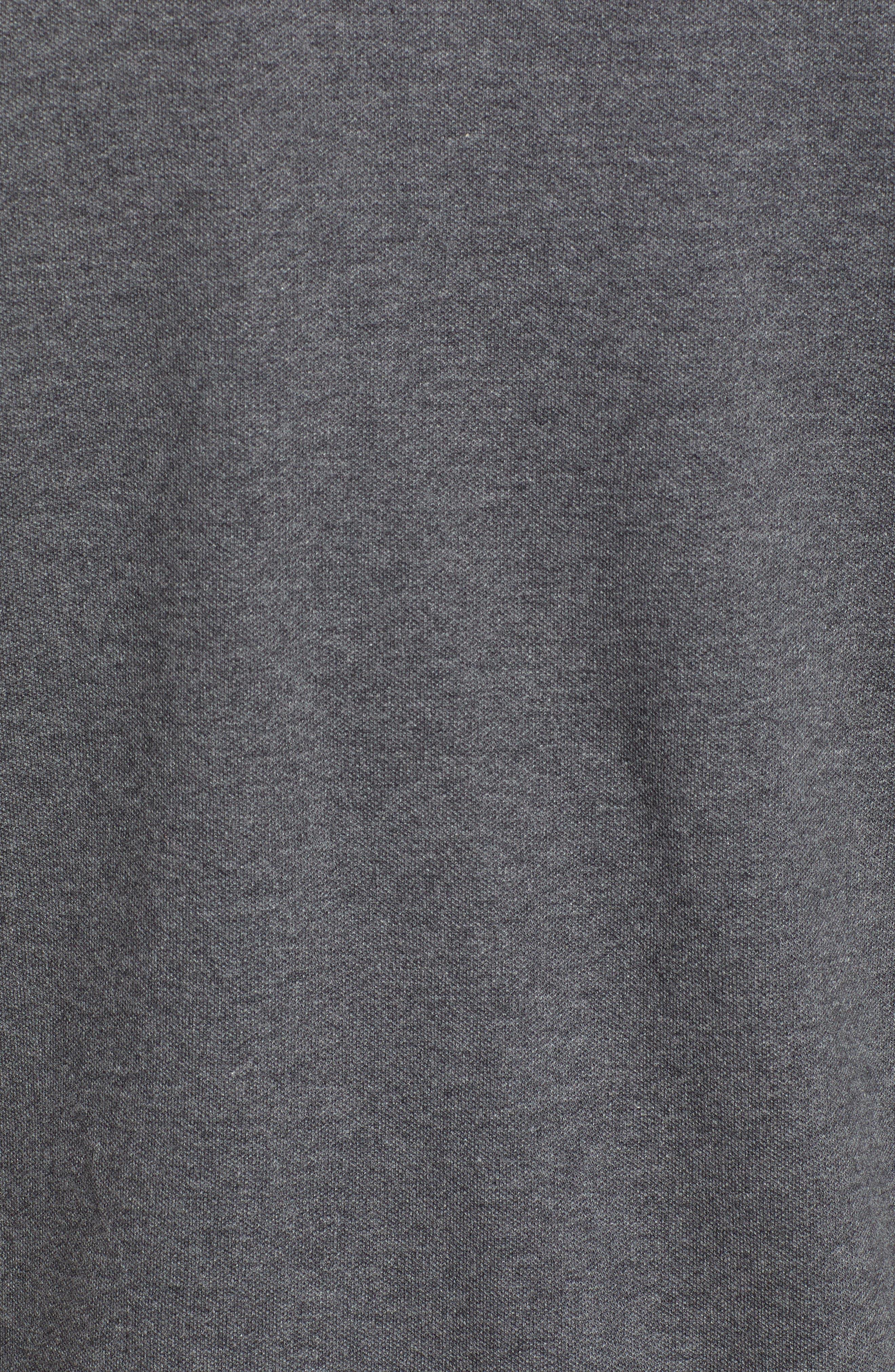 Regular Fit Piqué Polo,                             Alternate thumbnail 5, color,                             025