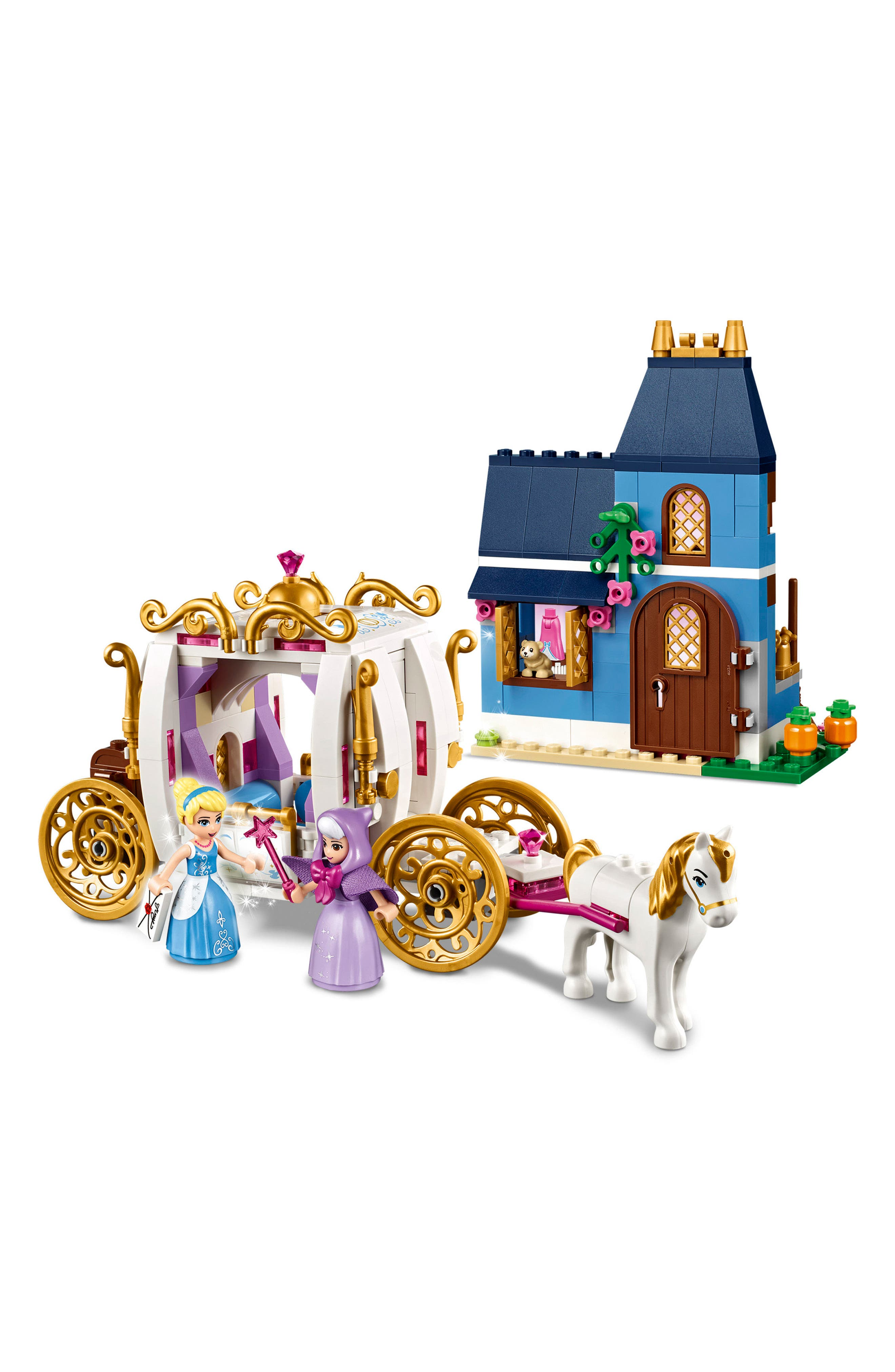Disney<sup>™</sup> Cinderella's Enchanted Evening Play Set - 41146,                             Alternate thumbnail 4, color,                             100