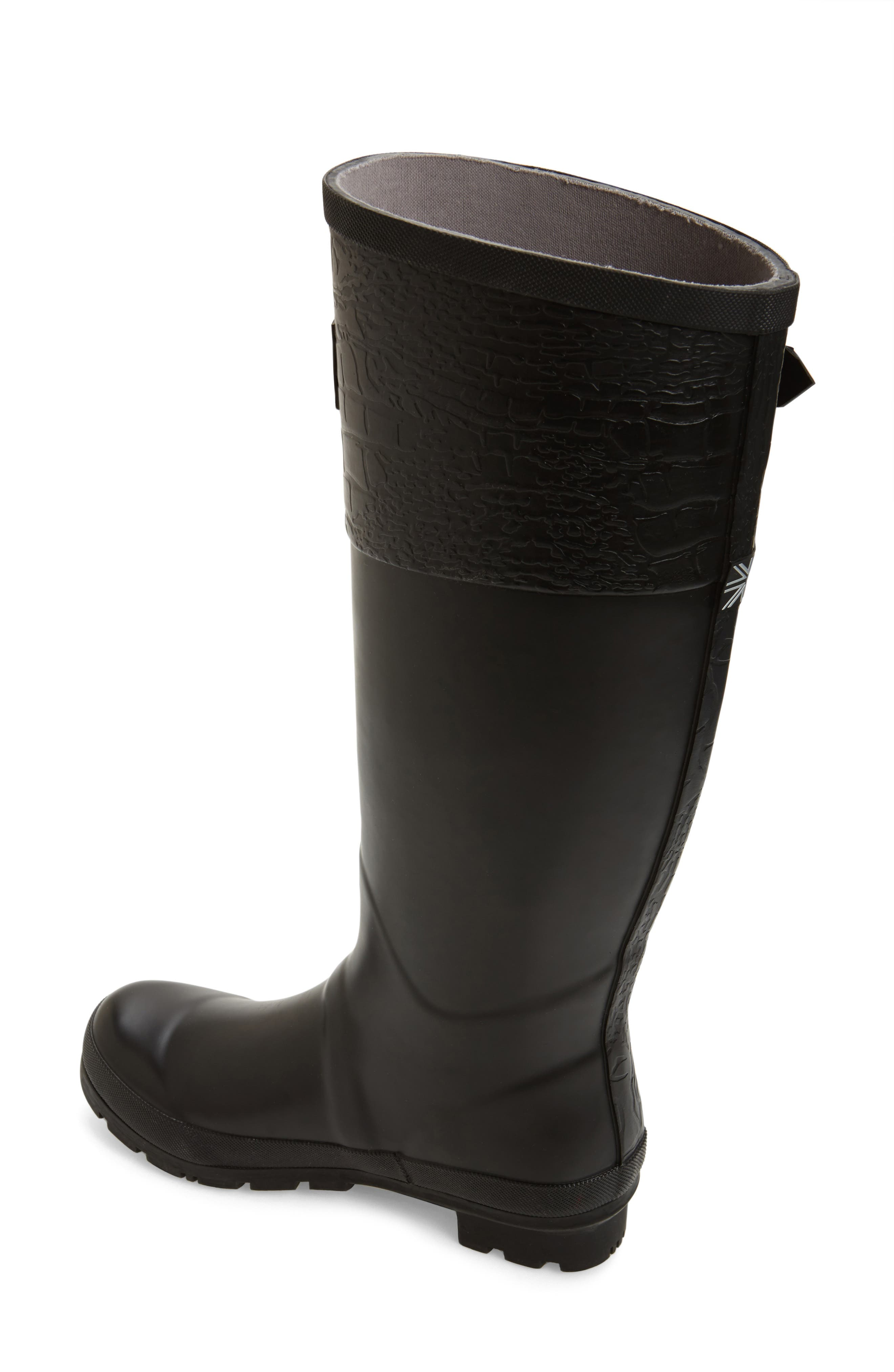 Cavendish Rain Boot,                             Alternate thumbnail 2, color,                             001