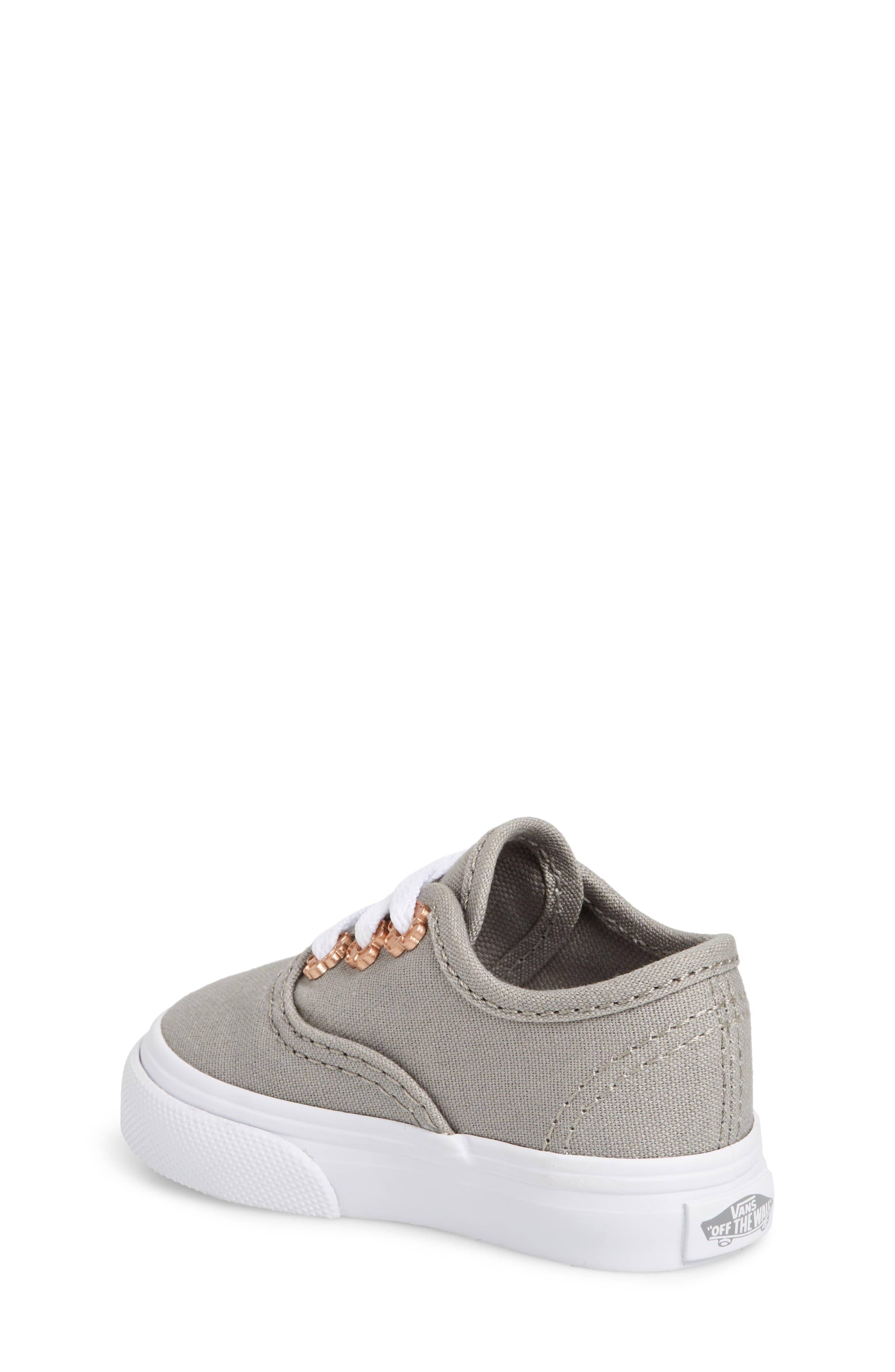 Authentic Sneaker,                             Alternate thumbnail 4, color,
