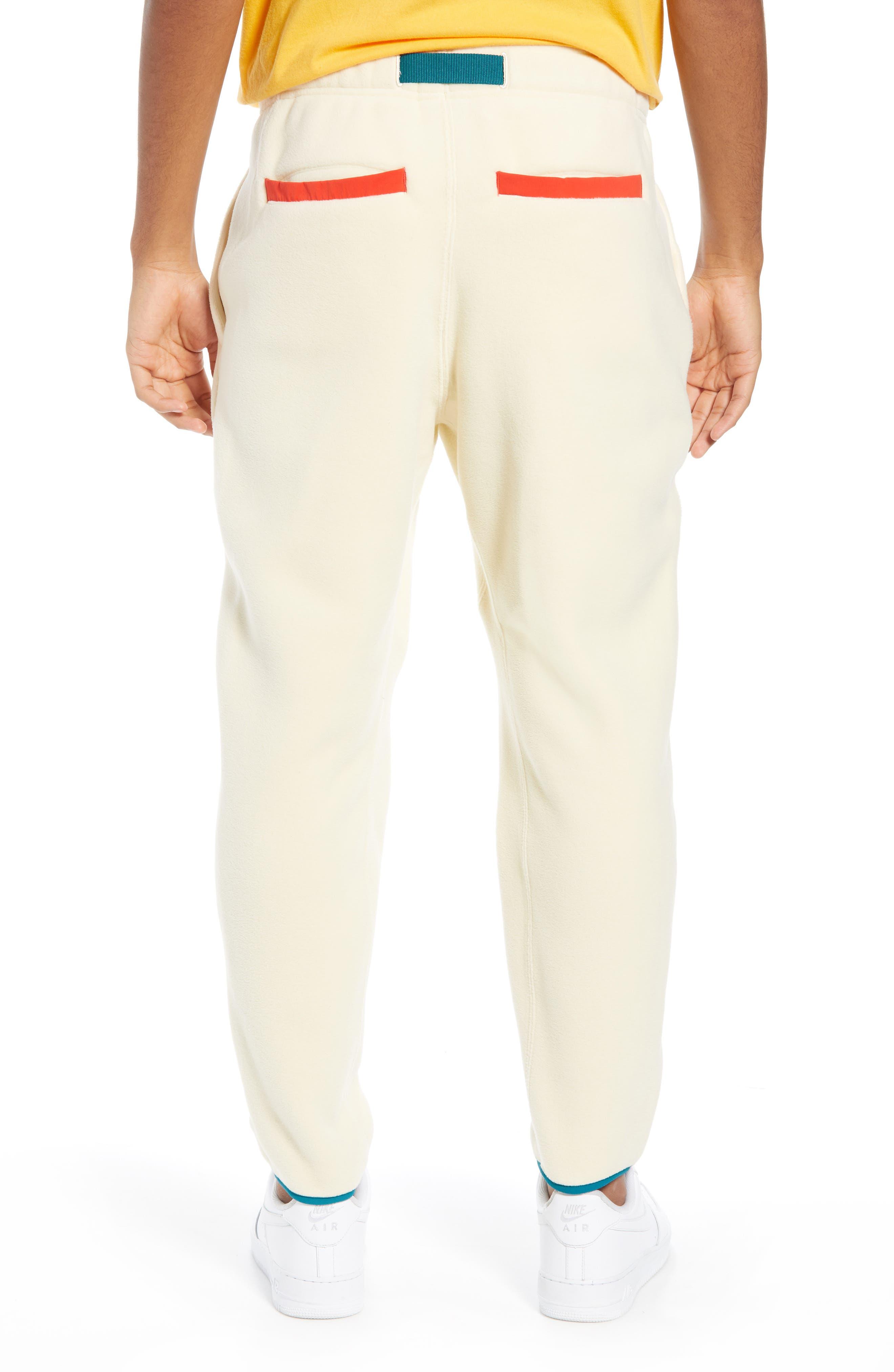 ACG Men's Fleece Pants,                             Alternate thumbnail 2, color,                             LIGHT CREAM