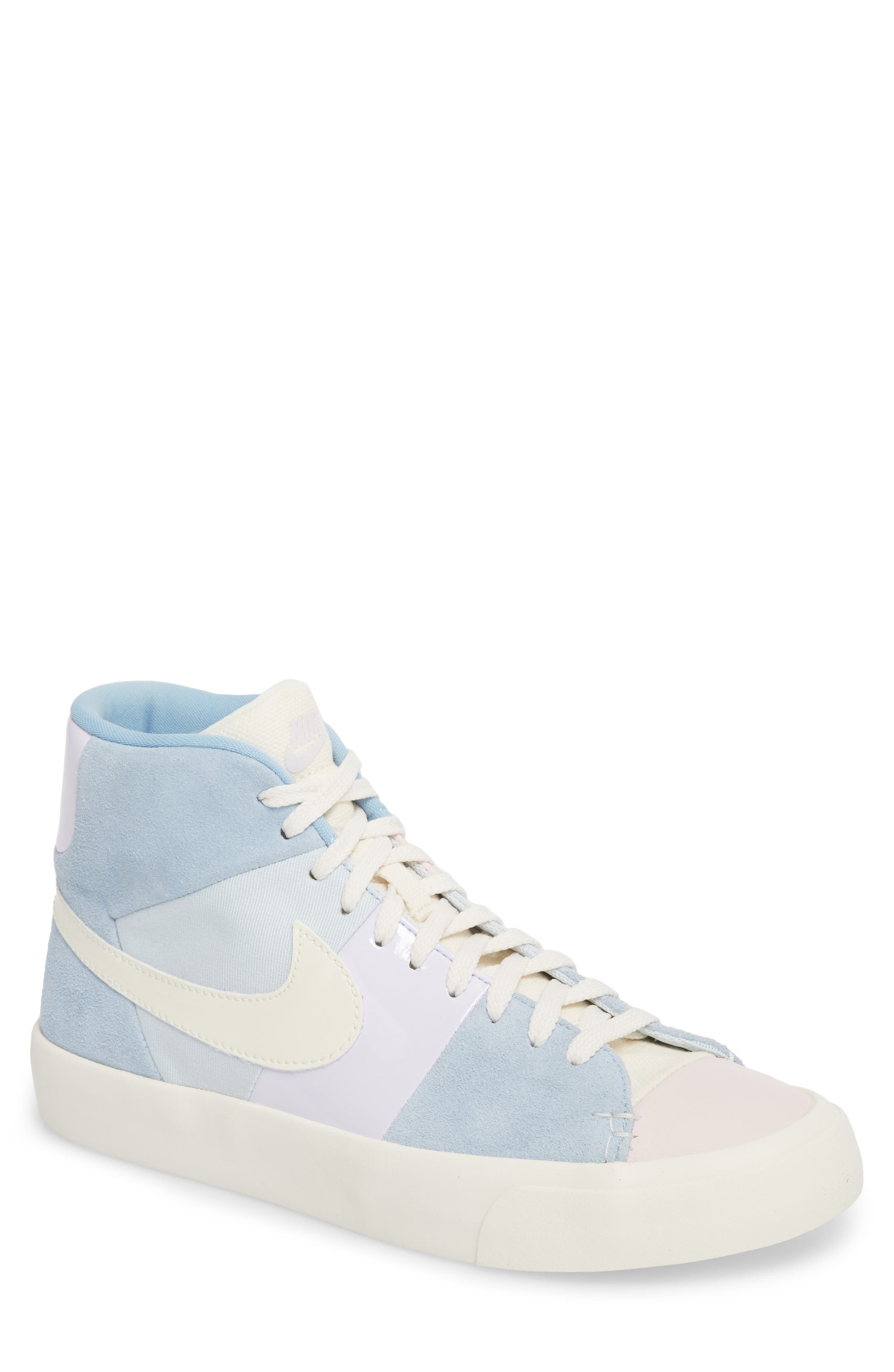 Blazer Royal Easter QS High Top Sneaker,                         Main,                         color, 650