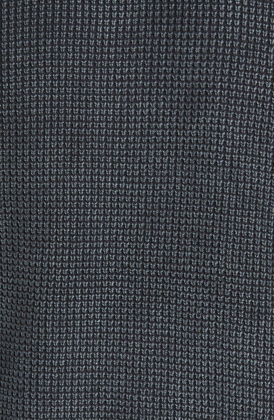 'Coastal Shores' Quarter Zip Sweater,                             Alternate thumbnail 38, color,