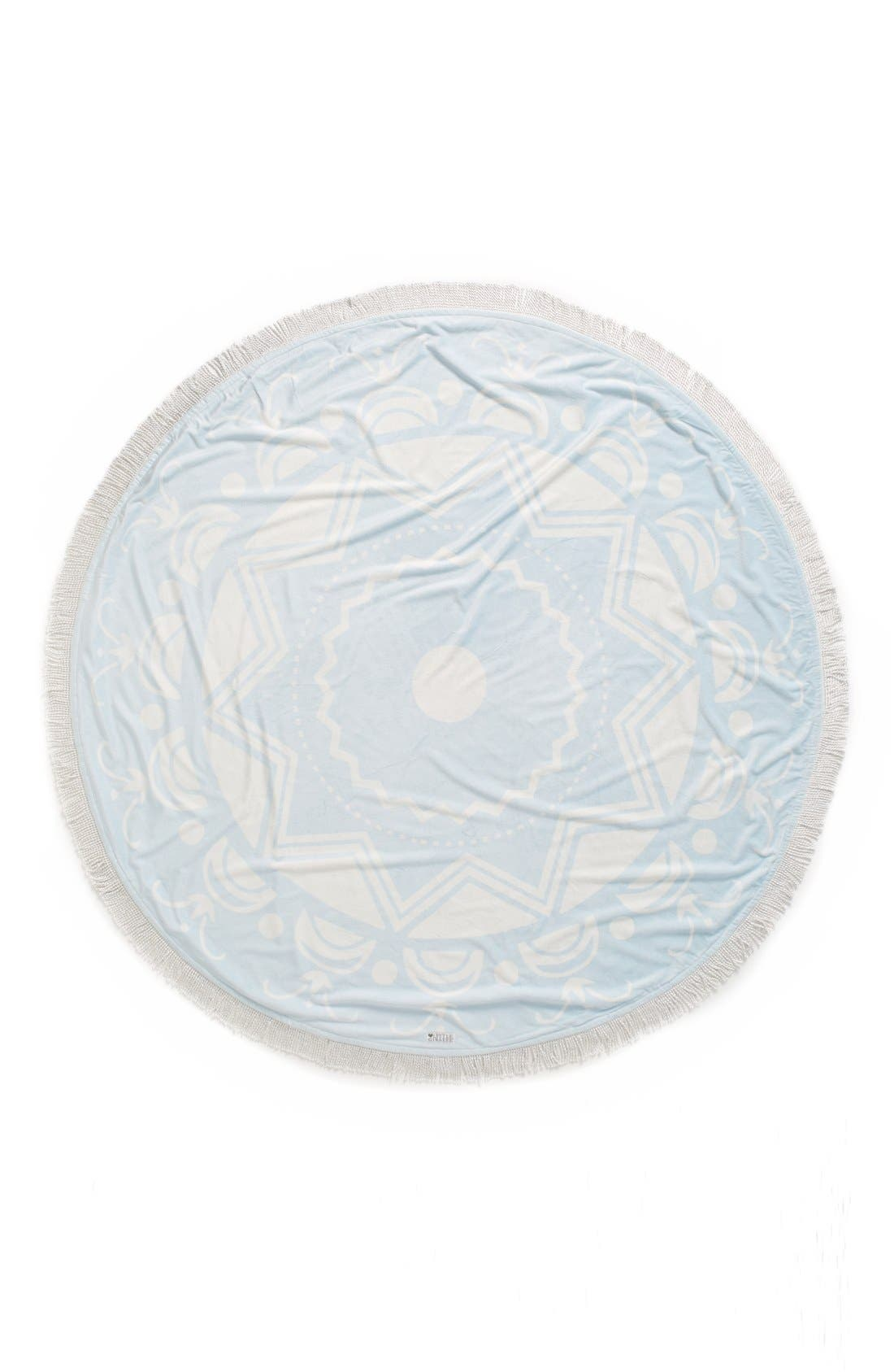 Bliss<sup>™</sup> Round Blanket,                             Alternate thumbnail 5, color,