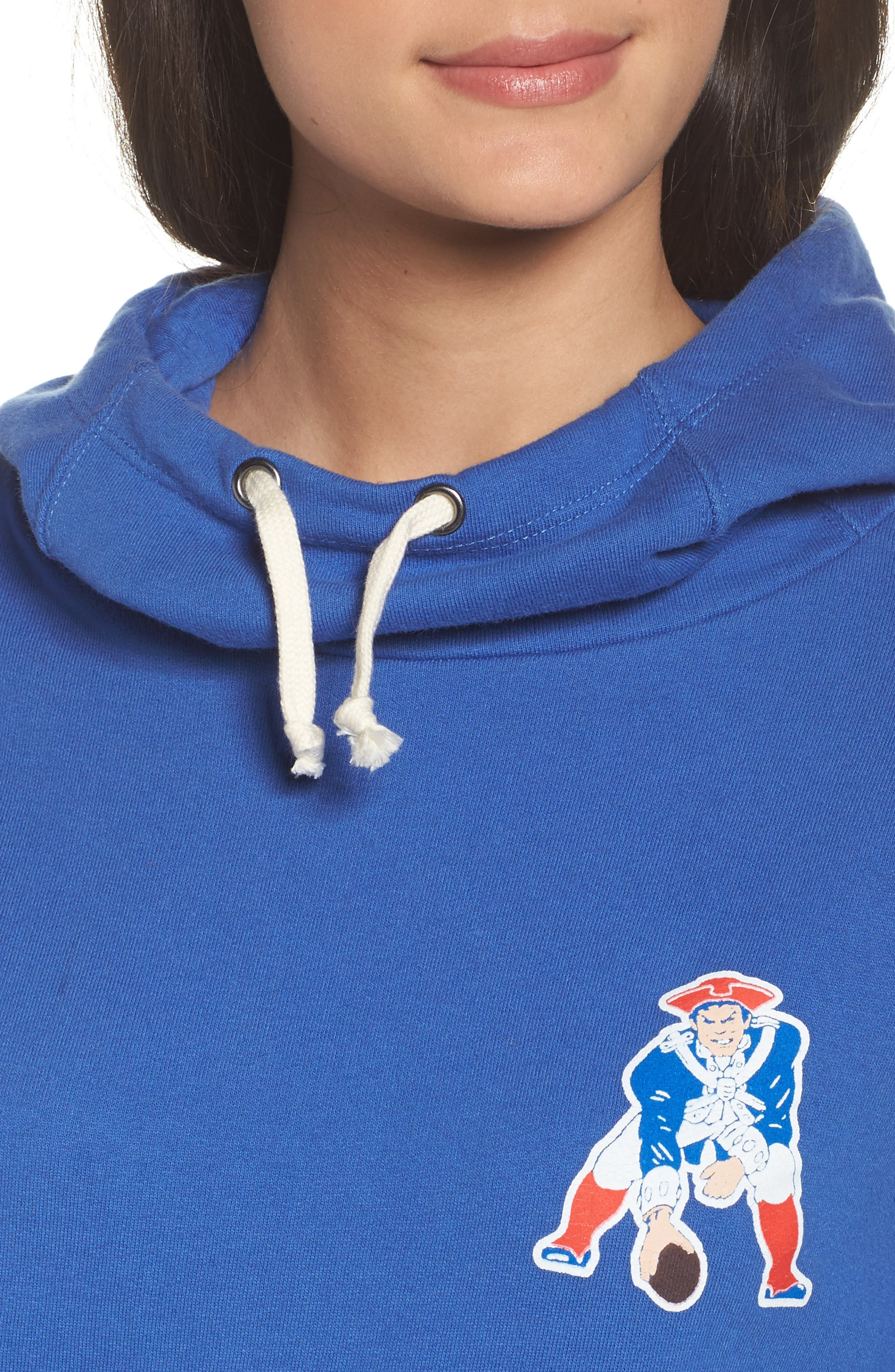 NFL New England Patriots Sunday Hoodie,                             Alternate thumbnail 4, color,