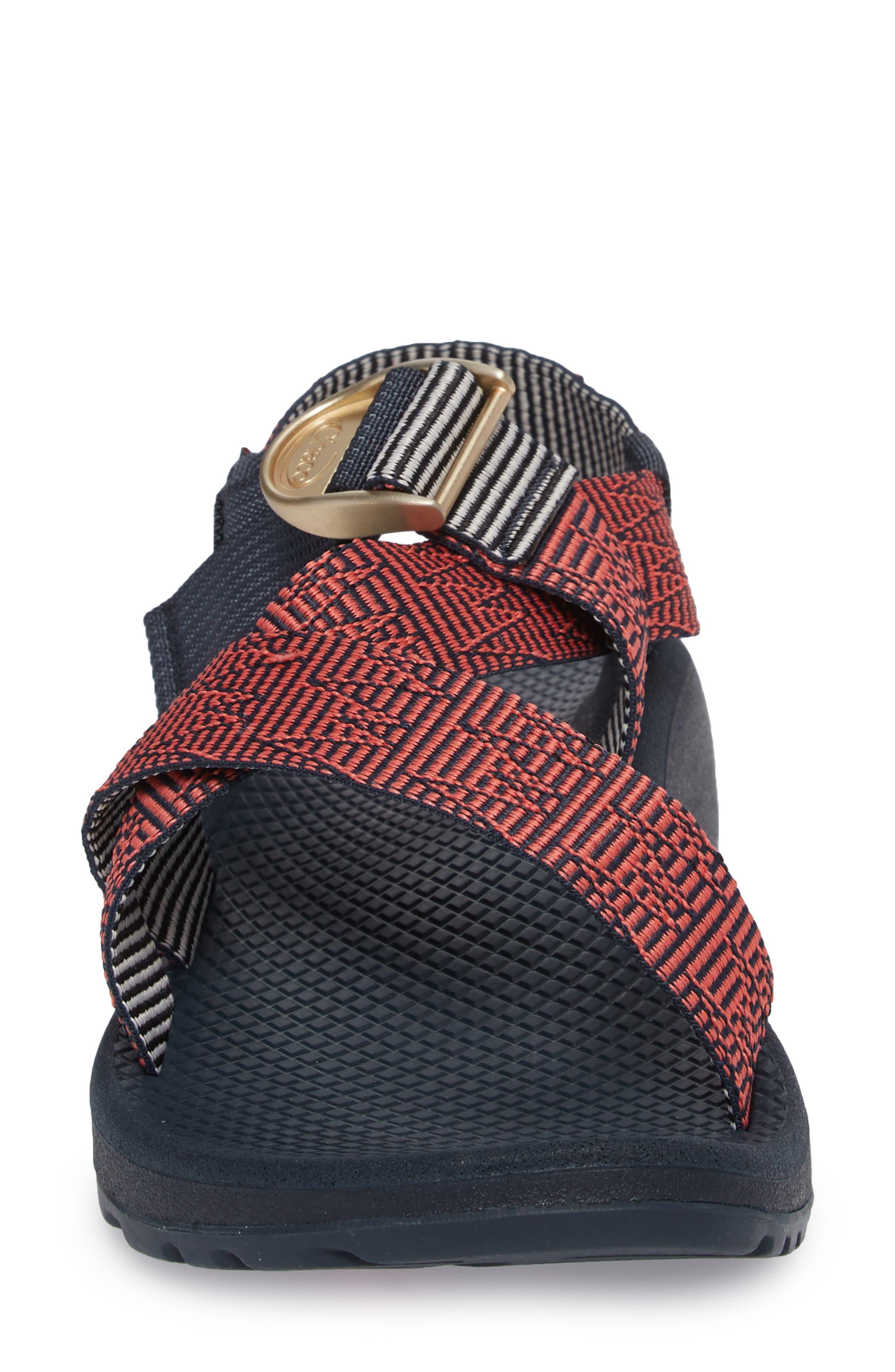Mega Z/Cloud Sport Sandal,                             Alternate thumbnail 4, color,                             BLAZER NAVY