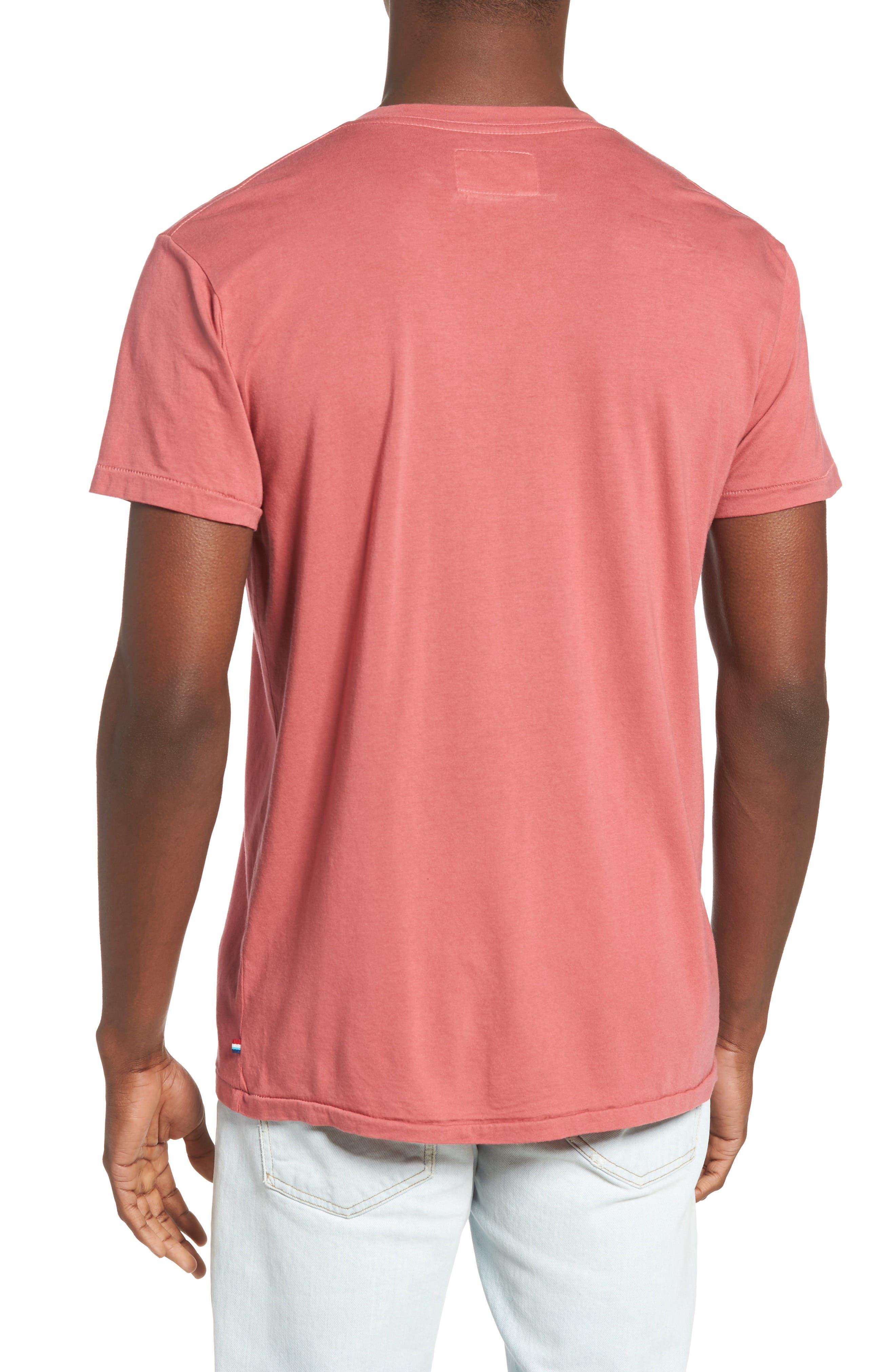 Essential V-Neck T-Shirt,                             Alternate thumbnail 20, color,