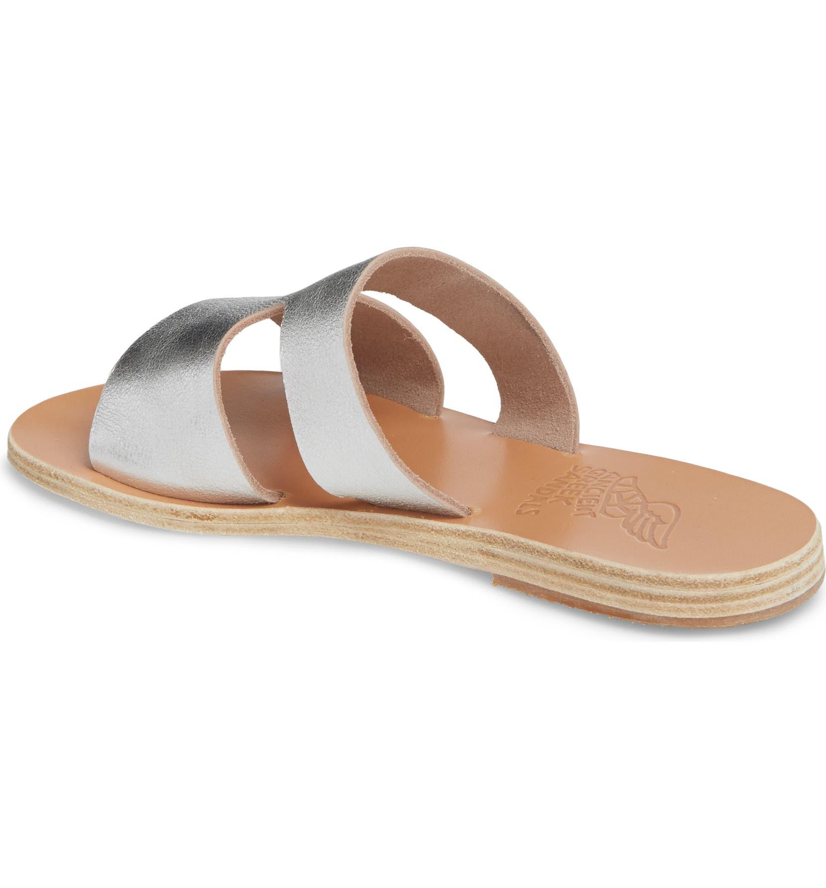 bf45f2aba8f5 Ancient Greek Sandals Apteros Slide Sandal (Women)