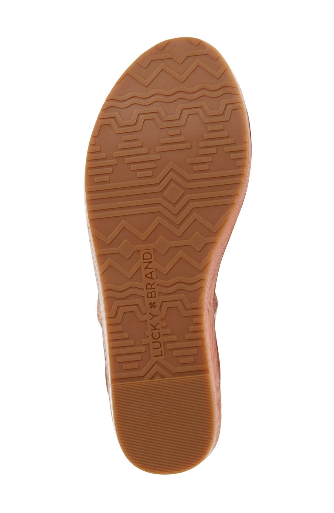 'Honeyy' Platform Sandal,                             Alternate thumbnail 15, color,