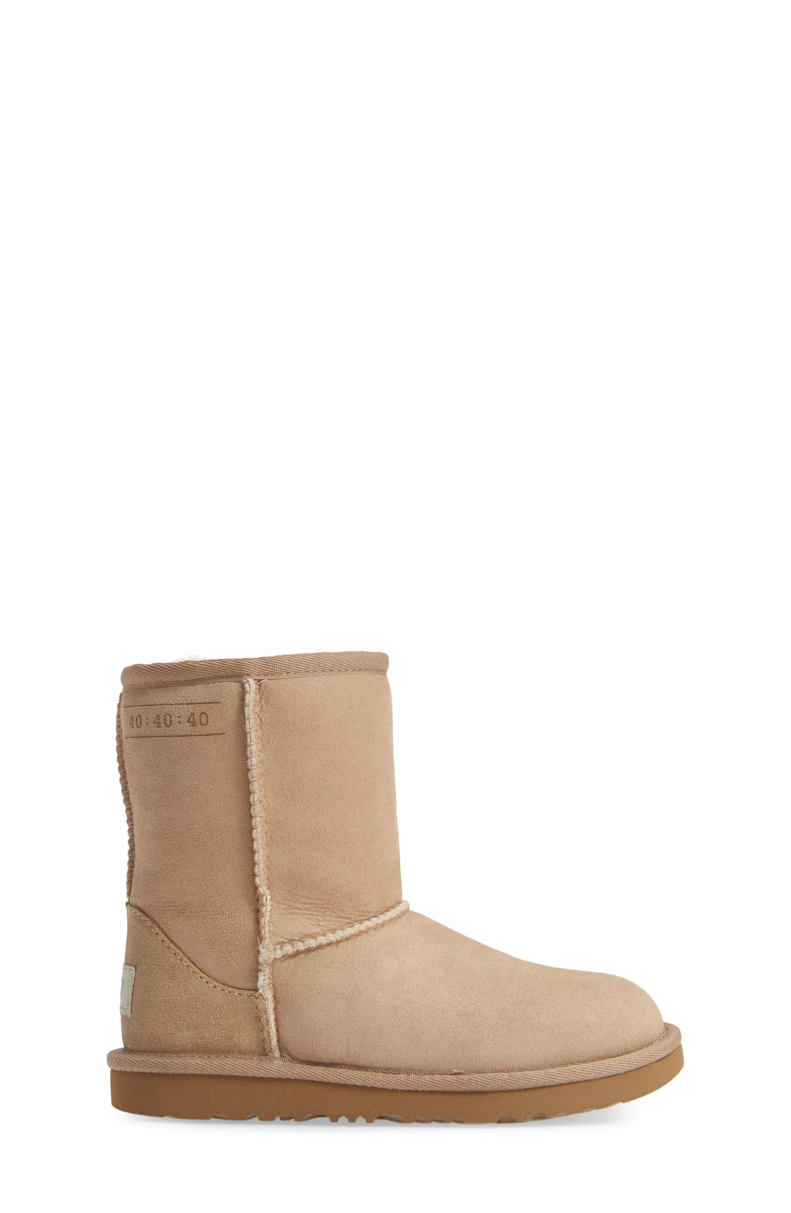 Classic II 40:40:40 Anniversary Boot,                             Alternate thumbnail 3, color,                             SAND