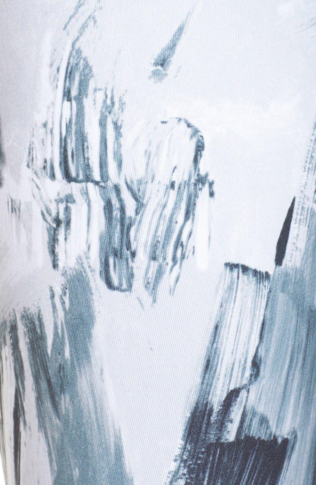 'Airbrushed' Leggings,                             Alternate thumbnail 182, color,